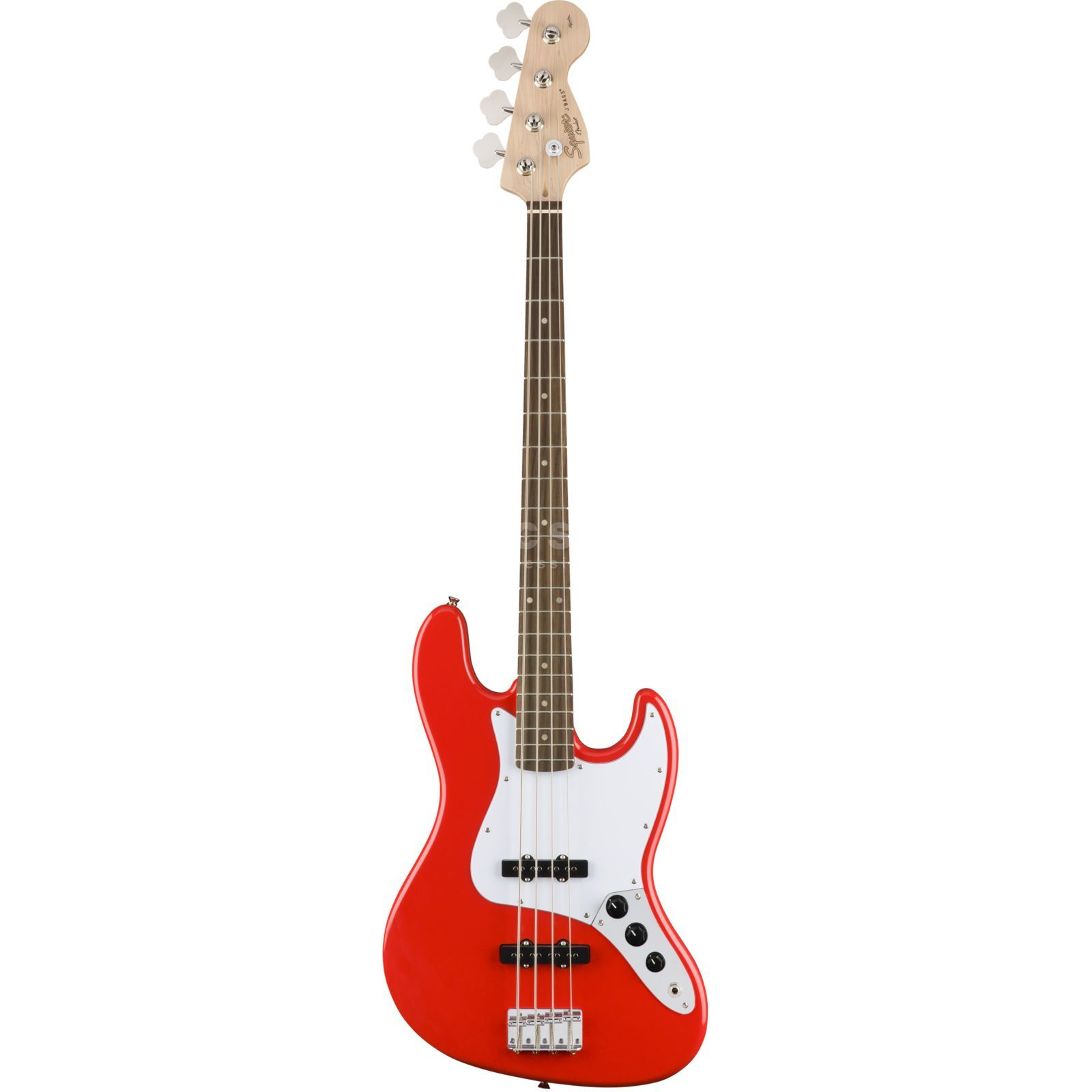Fender Squier Affinity Series Jazz Bass RW Race Red Produktbild