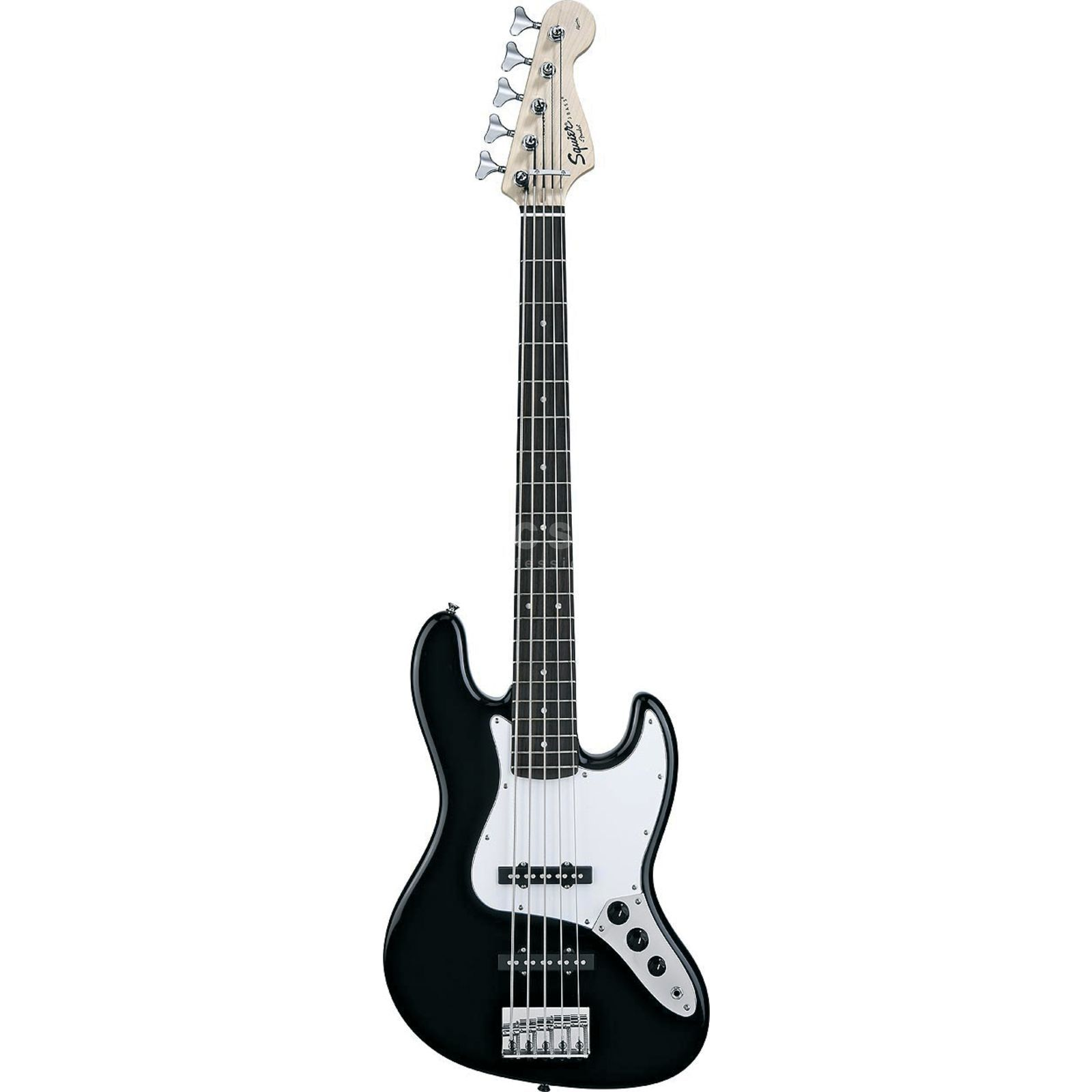 Fender Squier Affinity Series Jazz Bass V RW Black Produktbild