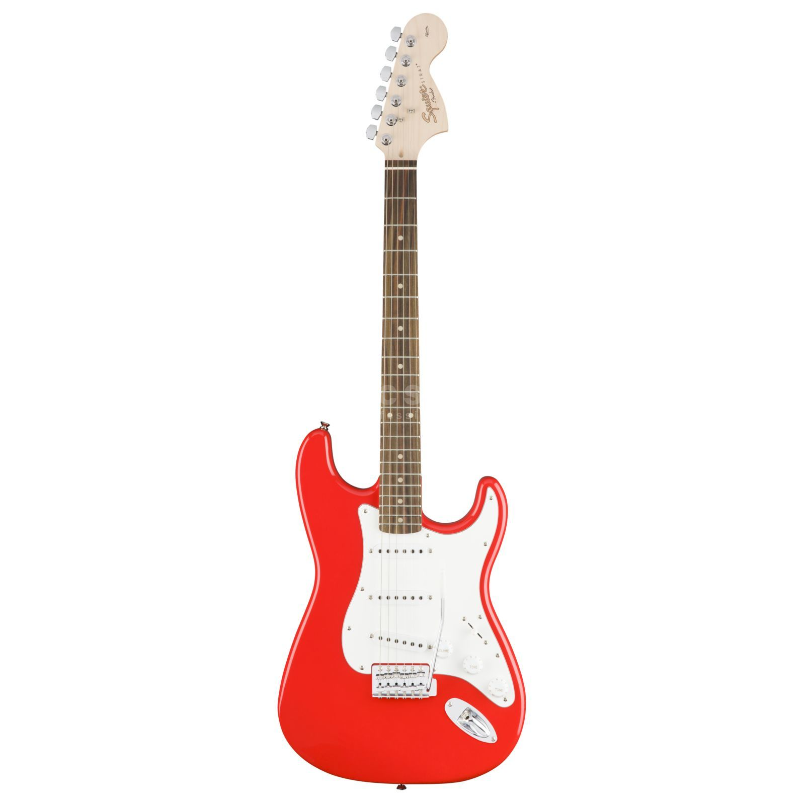 Fender Squier Affinity Series Stratocaster IL Race Red Produktbild