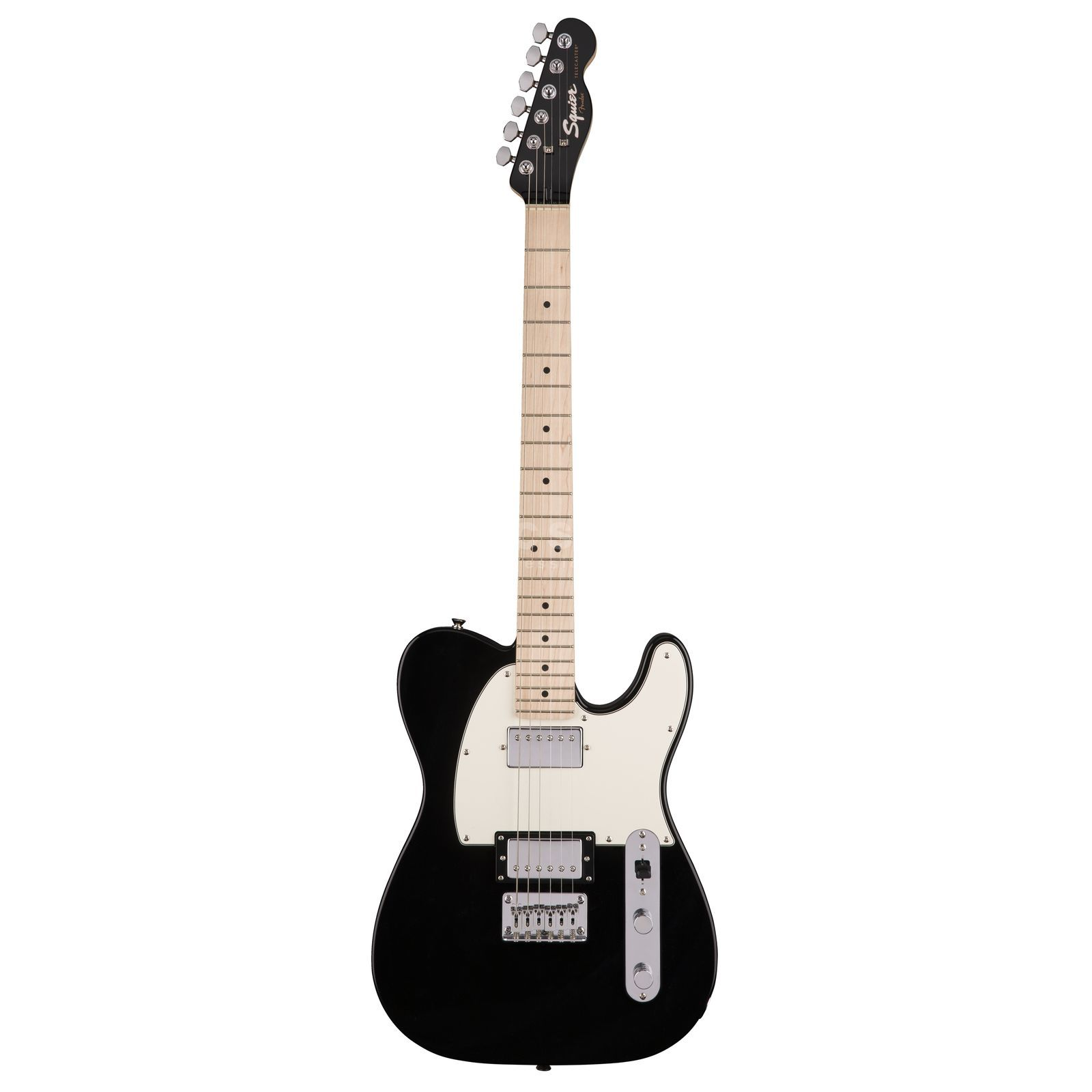 Fender Squier Contemporary Telecaster HH MN Black Metallic Product Image
