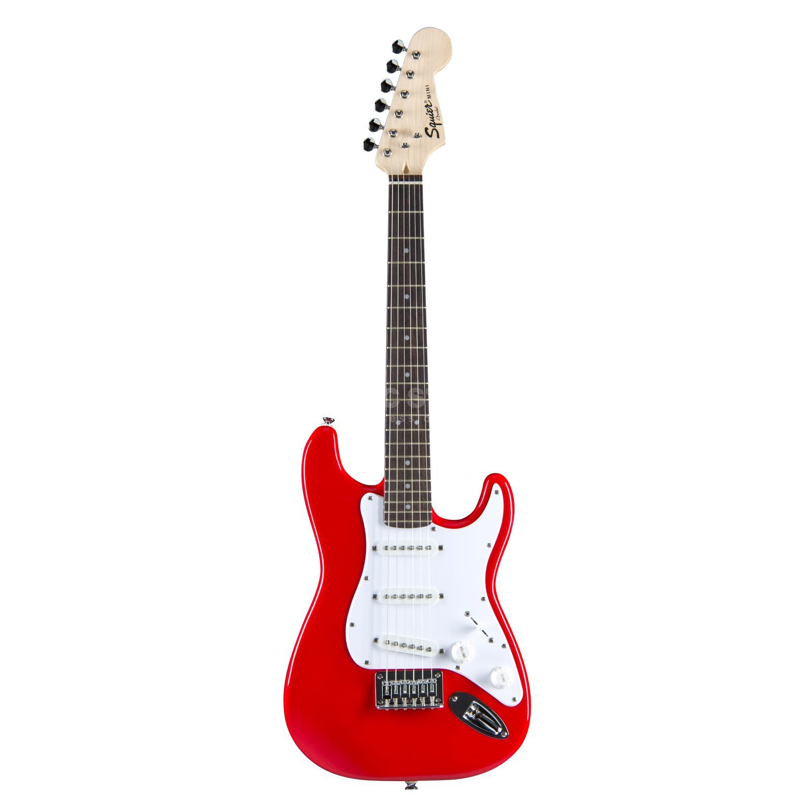 Fender Squier Mini Strat RW Torino Red Produktbild