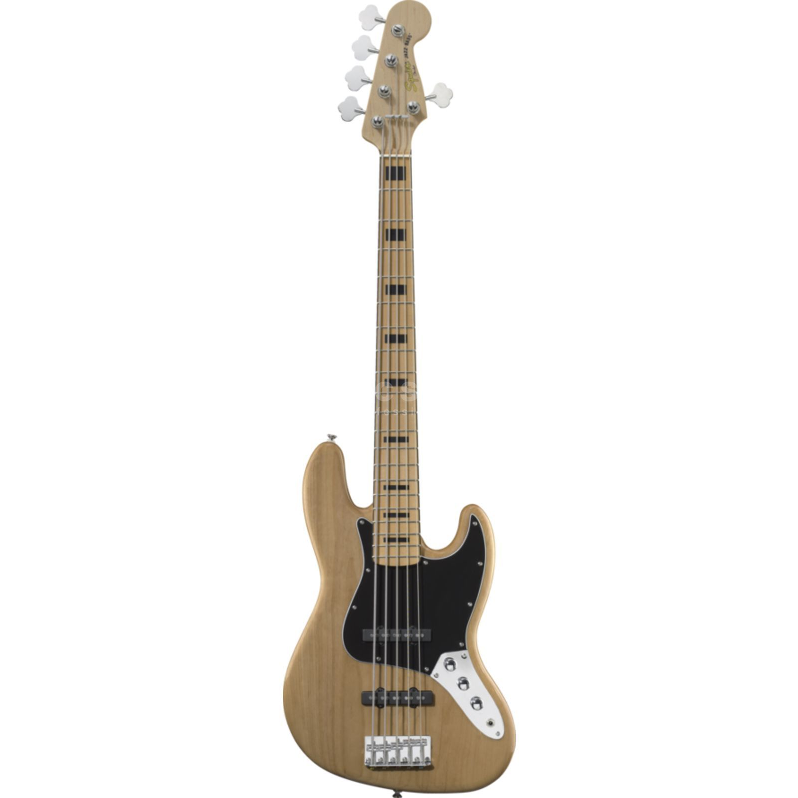 Fender Squier VM J-Bass V MN NAT Natural Product Image