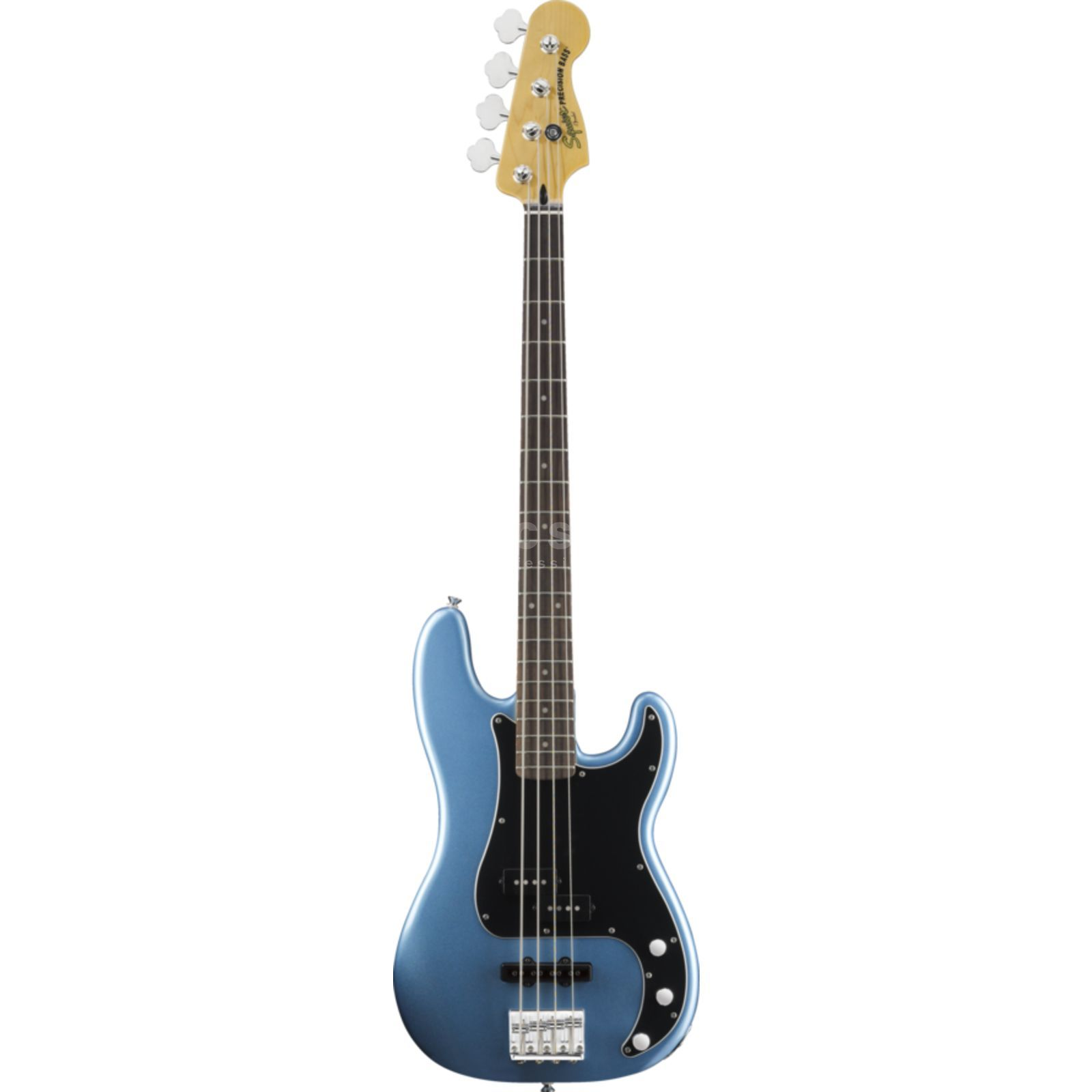 Fender Squier VM P-Bass PJ RW LPB Lake Placid Blue Produktbild