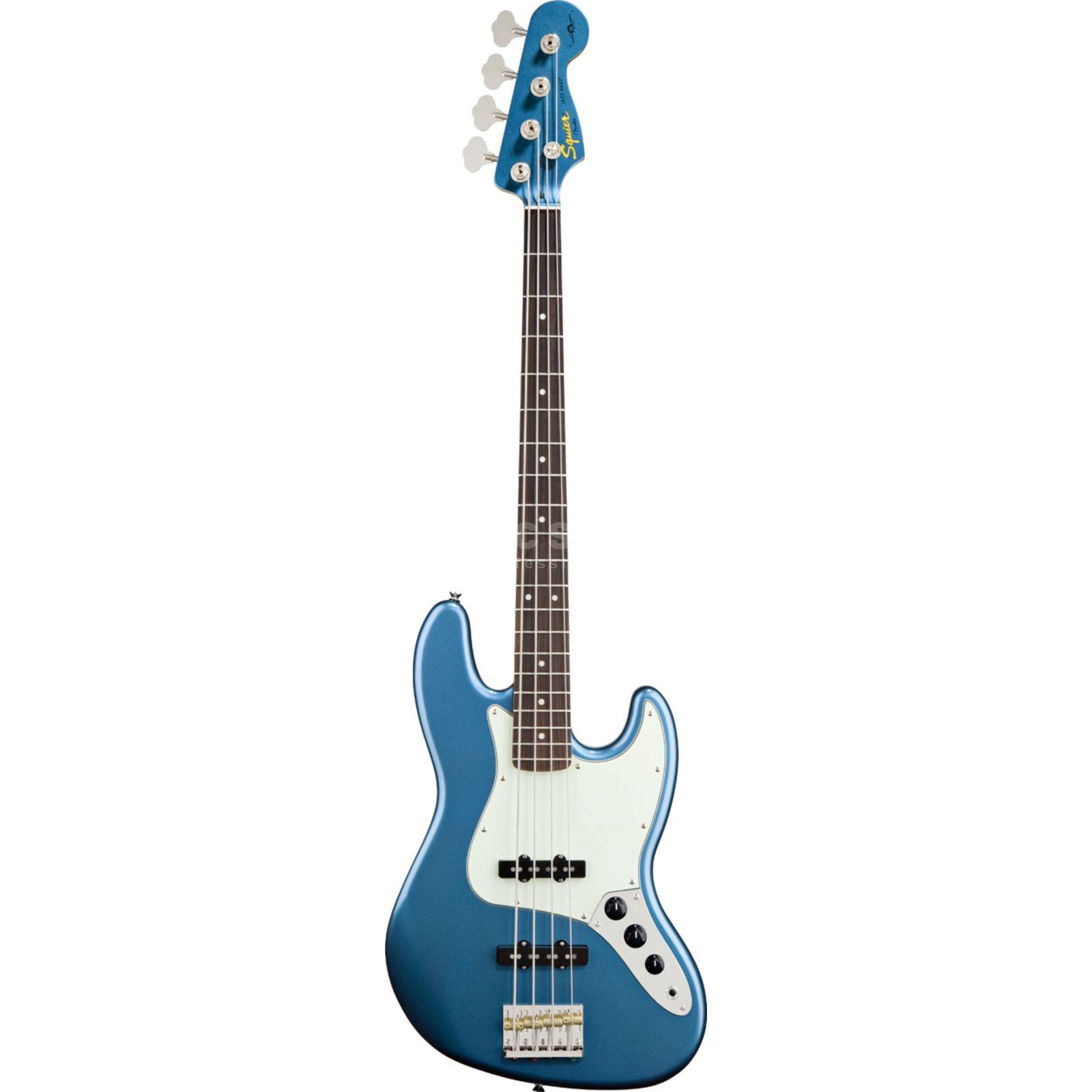 Fender Squier XXX AS James Johnston J-Bass R Lake Placid Blue Produktbild