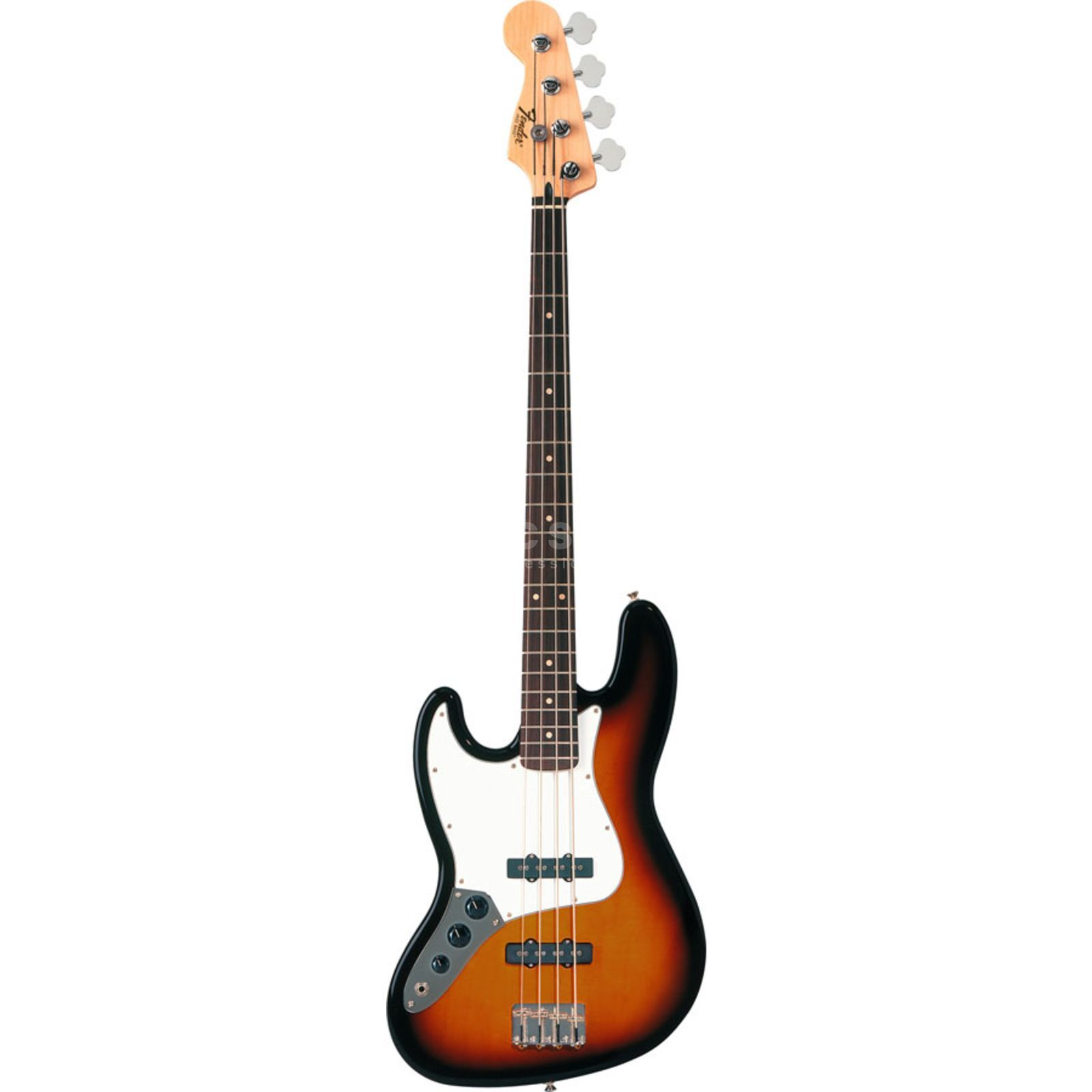 Fender Standard Jazz Bass Lefthand RW Brown Sunburst Produktbillede