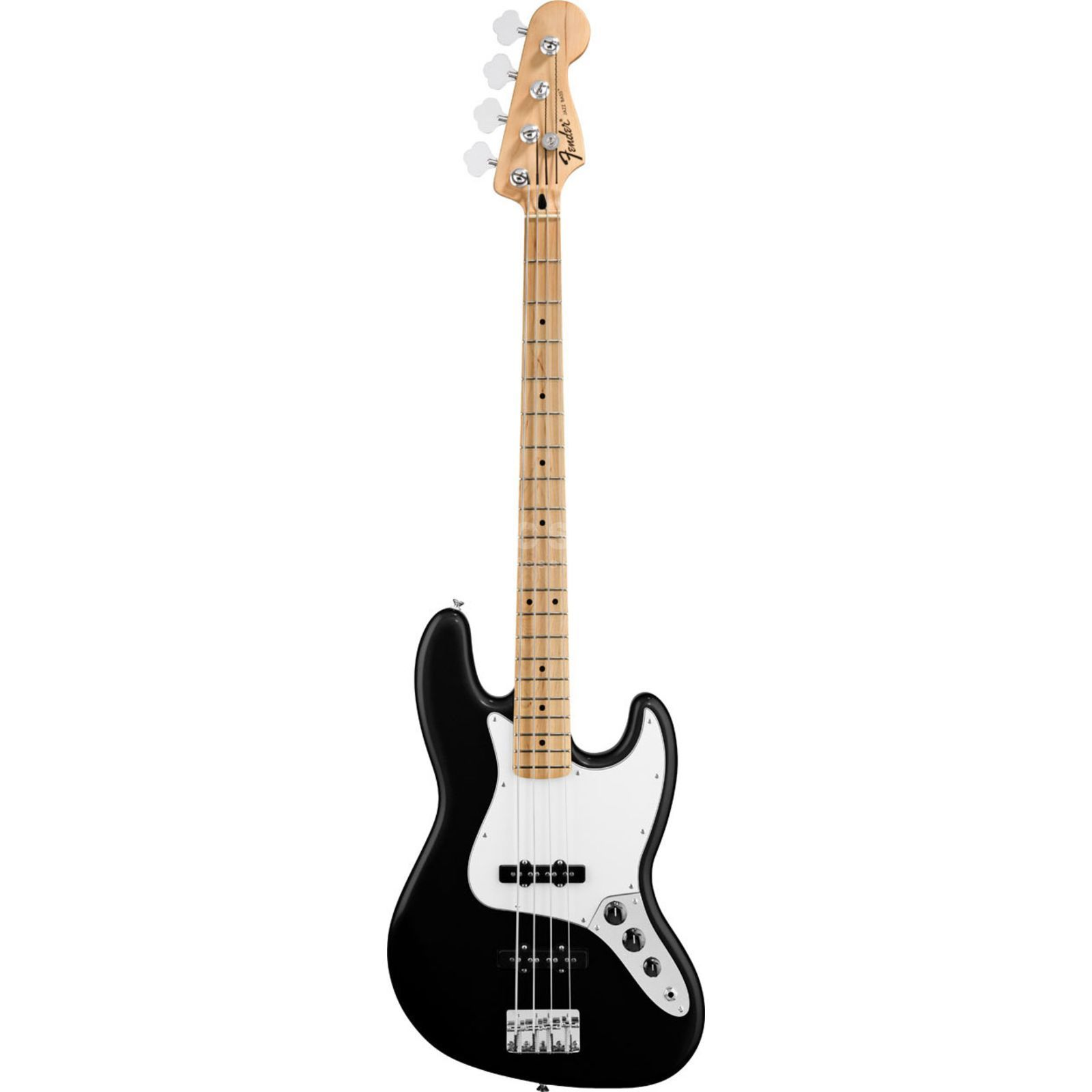 Fender Standard Jazz Bass MN Black Изображение товара