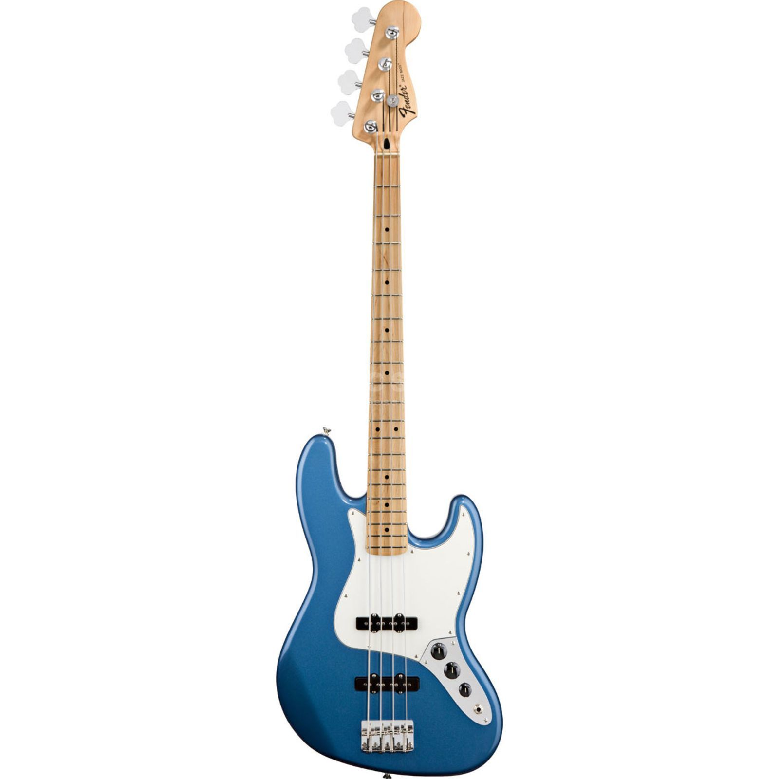 Fender Standard Jazz Bass MN Lake Placid Blue Изображение товара