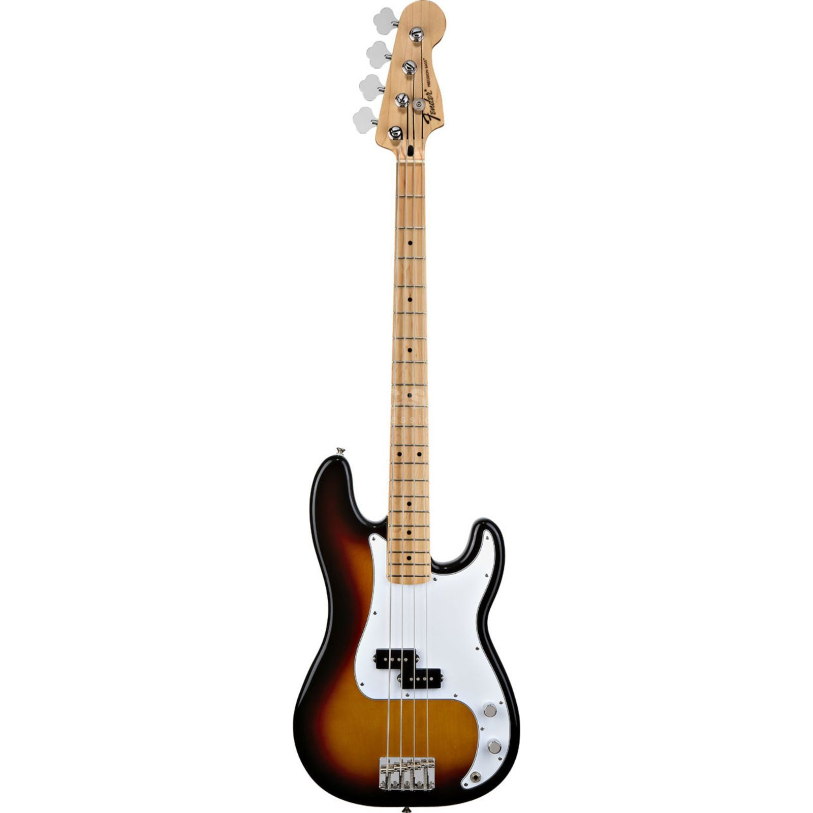 Fender Standard Precision Bass MN Brown Sunburst Изображение товара