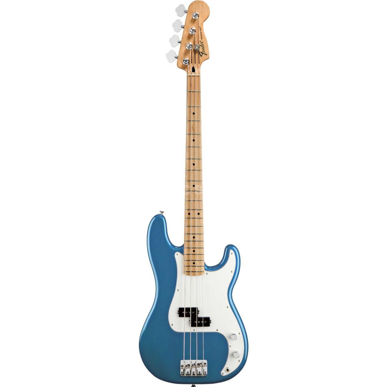 Fender Standard Precision Bass MN Lake Placid Blue Produktbillede