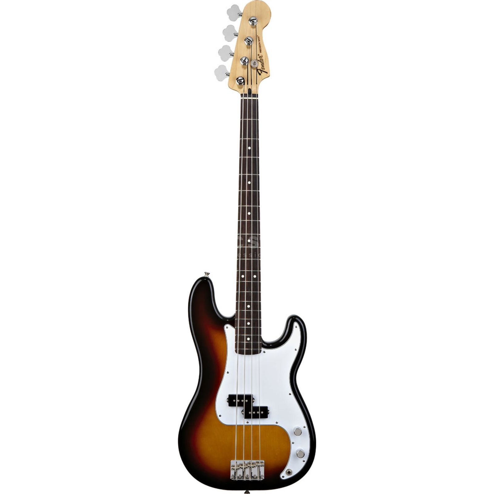 Fender Standard Precision Bass RW Brown Sunburst Produktbillede