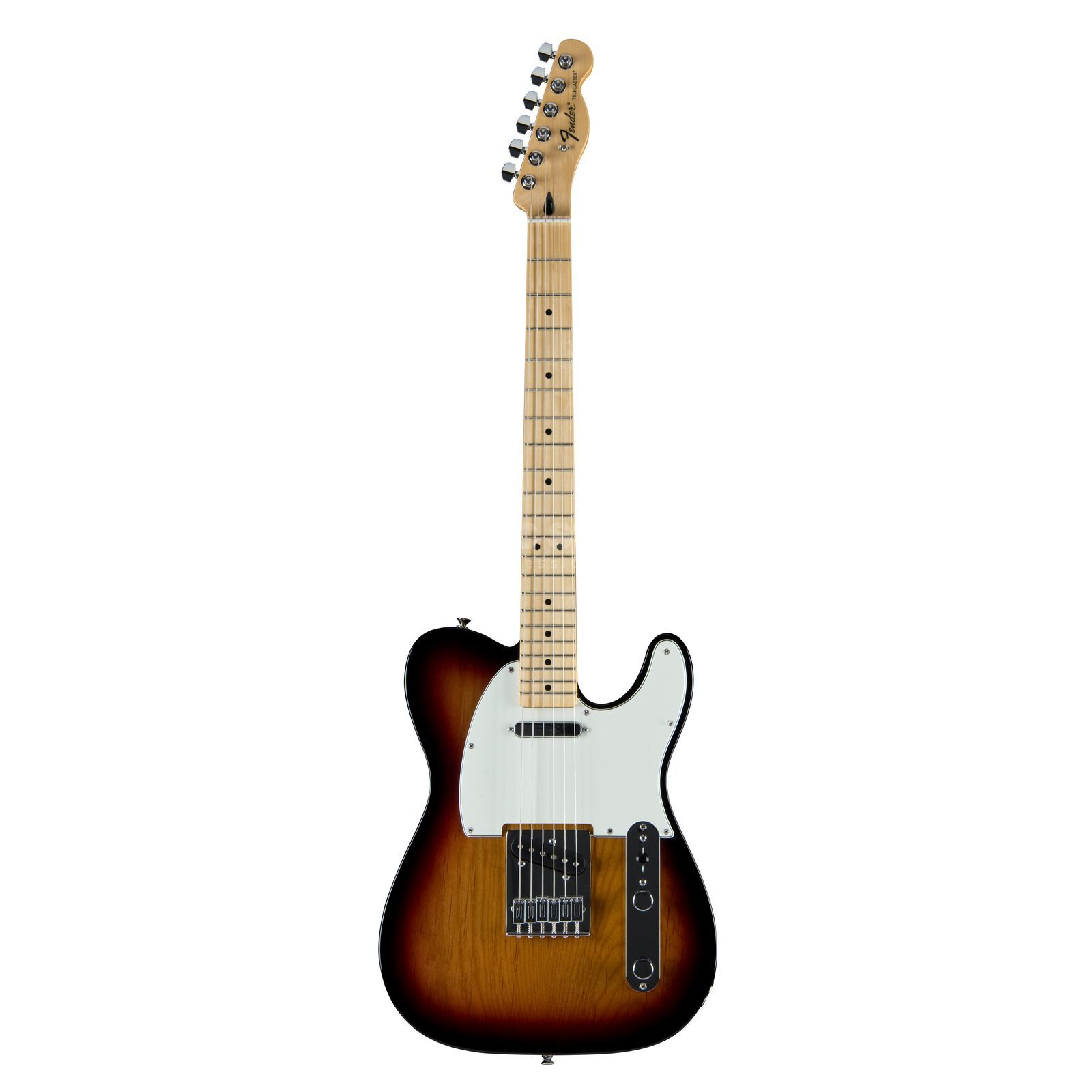 Fender Standard Telecaster MN Brown Sunburst Product Image