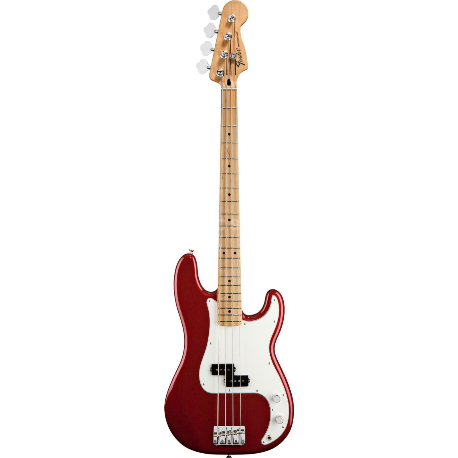 Fender Std. P-Bass MN CAR Candy Apple Red Imagen del producto