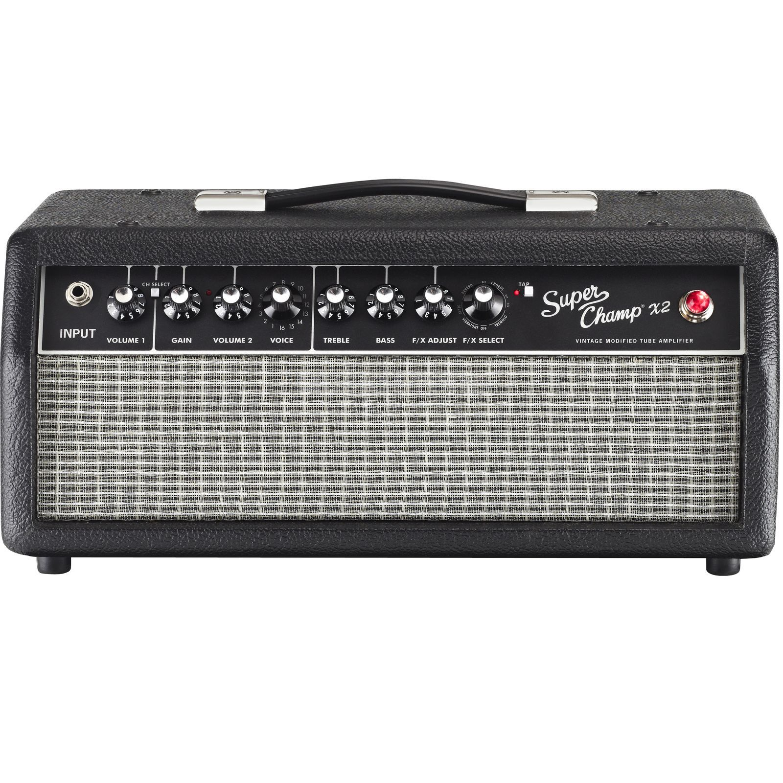Fender Super Champ X2 HD Guitar Amplifier Head Produktbillede