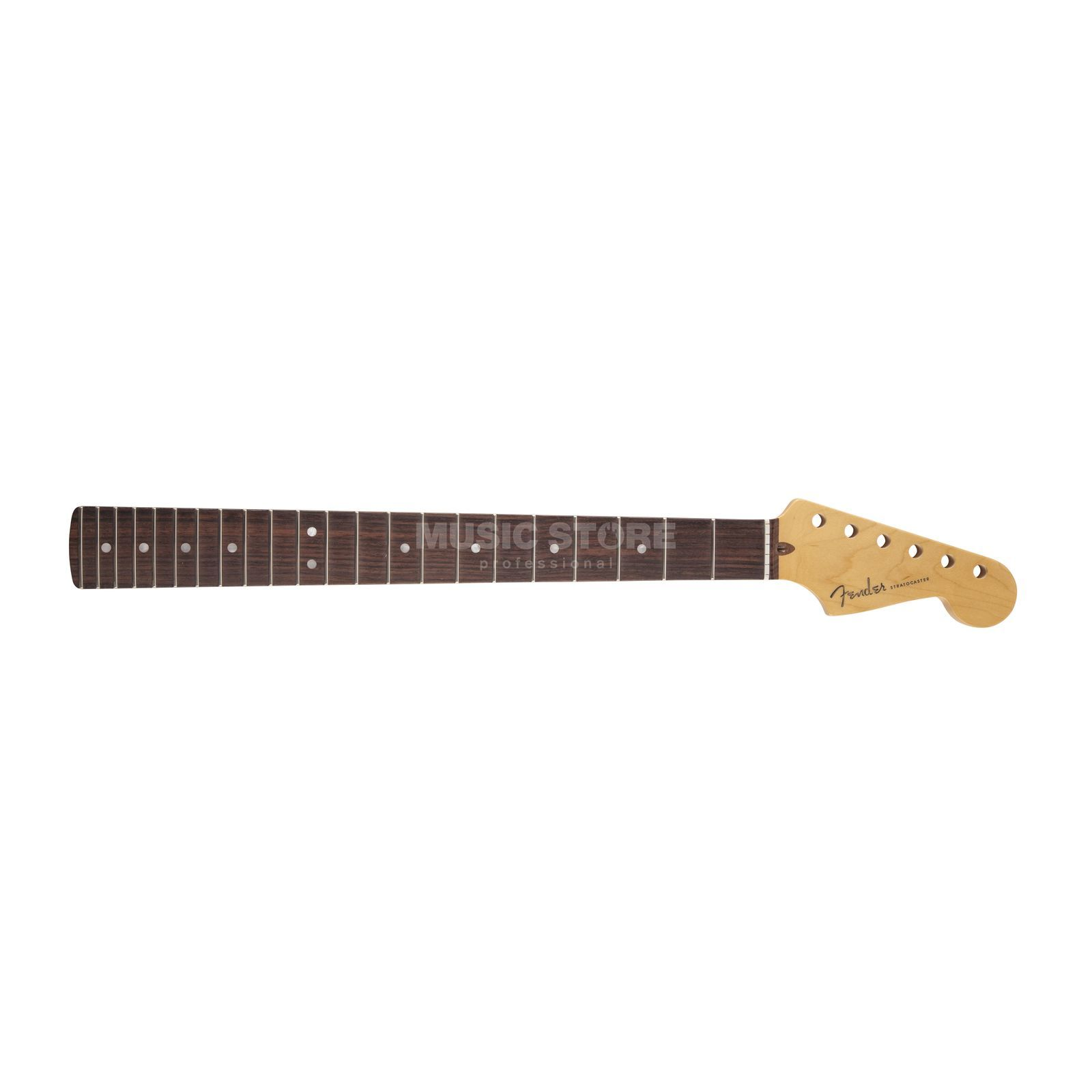 Fender USA Strat Neck 22 Frets RW Compound Radius Produktbillede