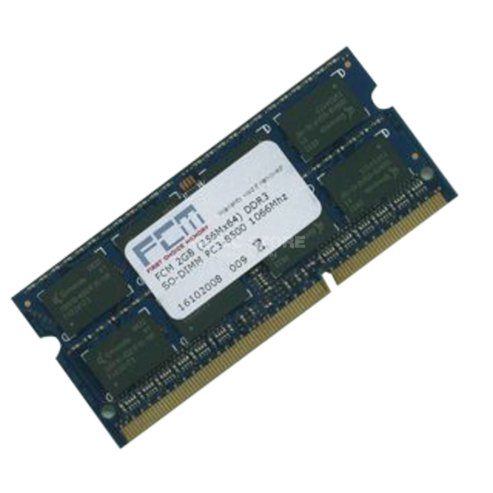 First Choice 4GB DDR3 PC3-8500 1066MHz SO-DIMM Produktbild