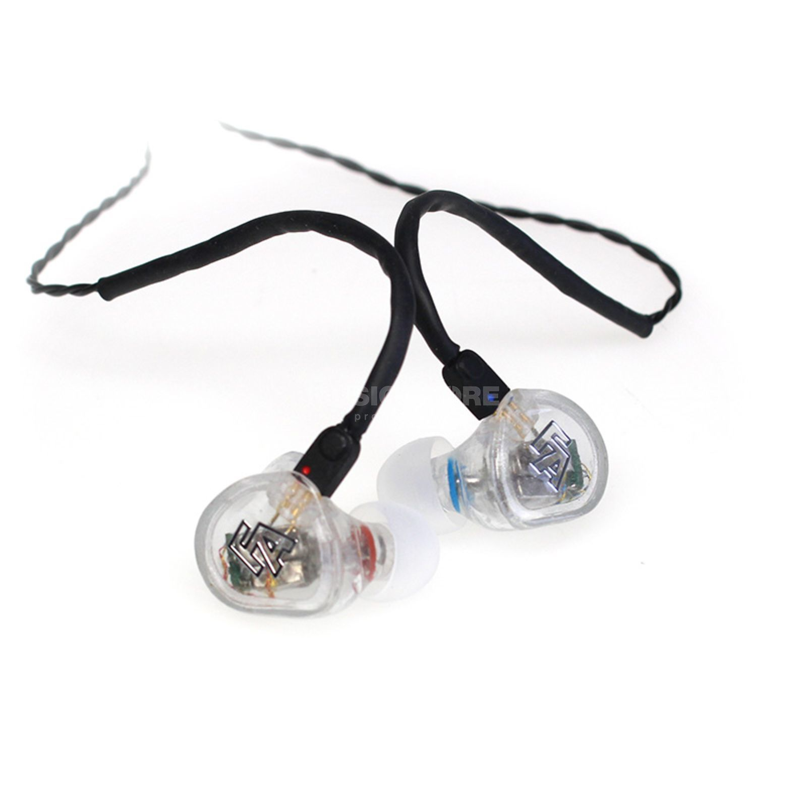 Fischer Amps Rhapsody Rapture clear In Ear Hörer Produktbillede