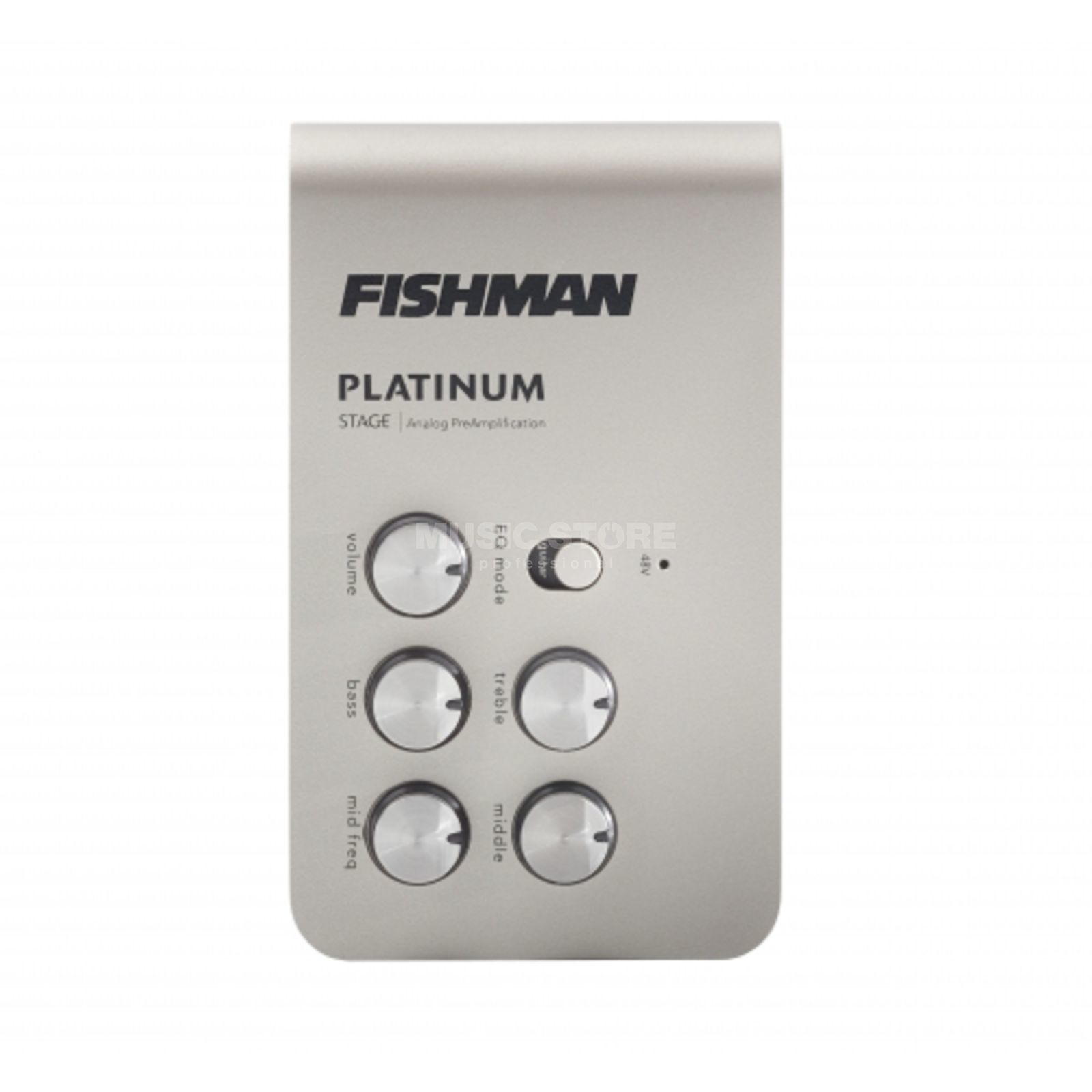 Fishman Platinum Stage Analog Preamplification Produktbild
