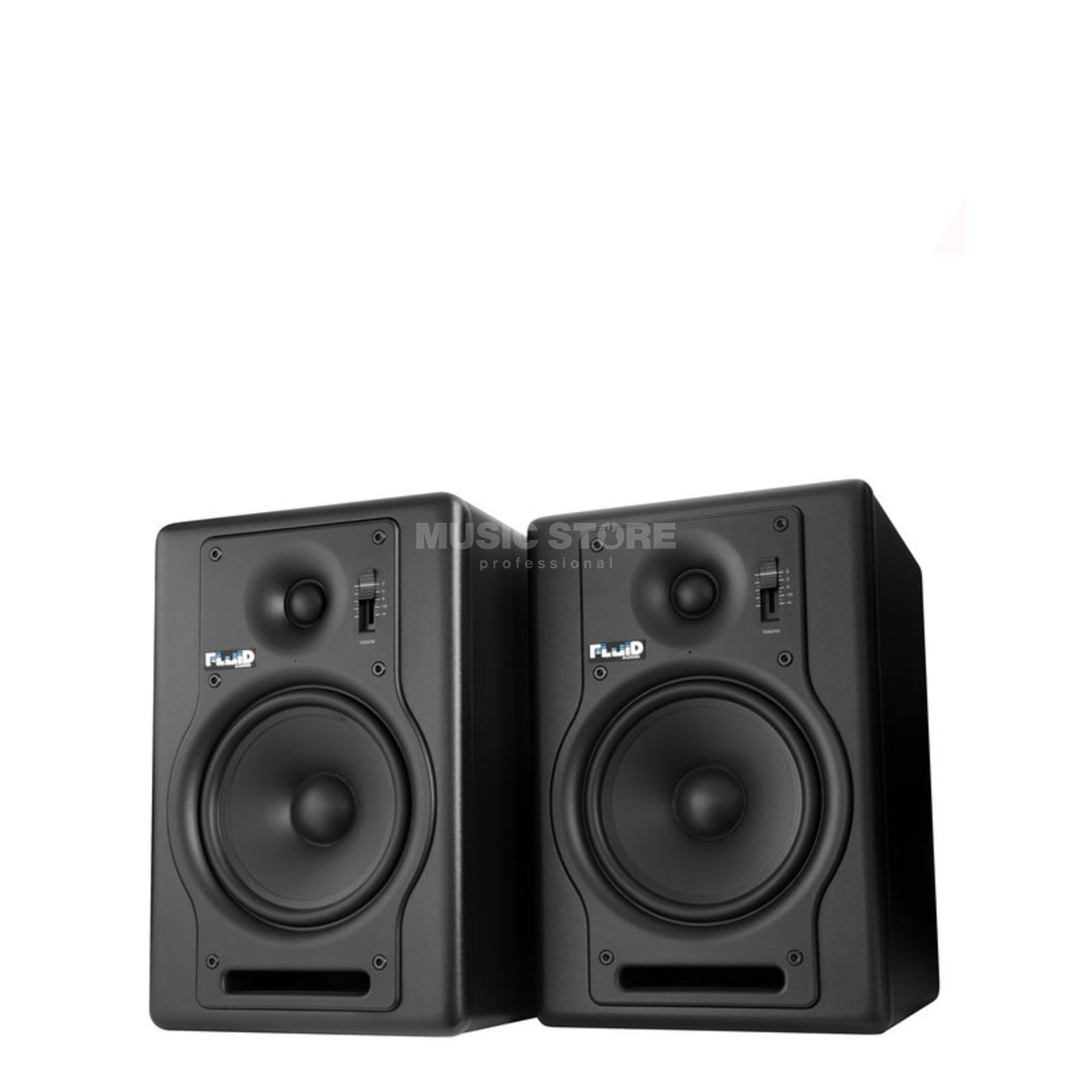 "Fluid Audio F5 Active Monitor 2-way, 5"", 70W Produktbillede"