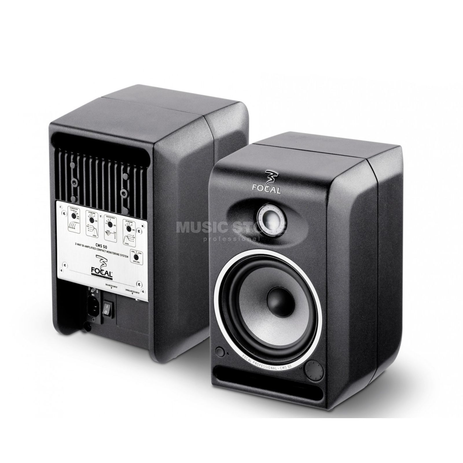 Focal CMS 50 Powered Reference Monitor Produktbillede