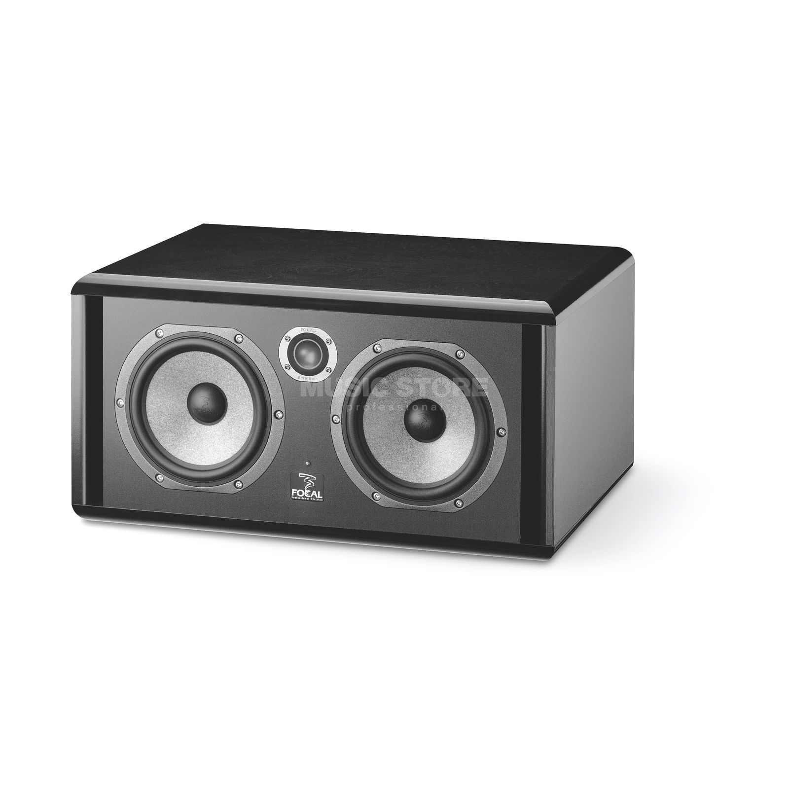 Focal SM-6 Twin 6Be Black Burr Ash Moniteur de studio actif Image du produit