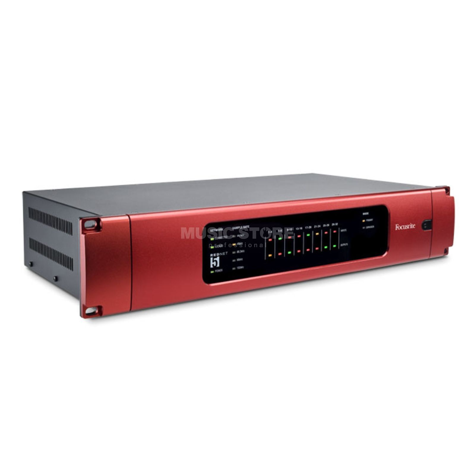 Focusrite RedNet 5 32 Channel Pro Tools HD Bridge Produktbild