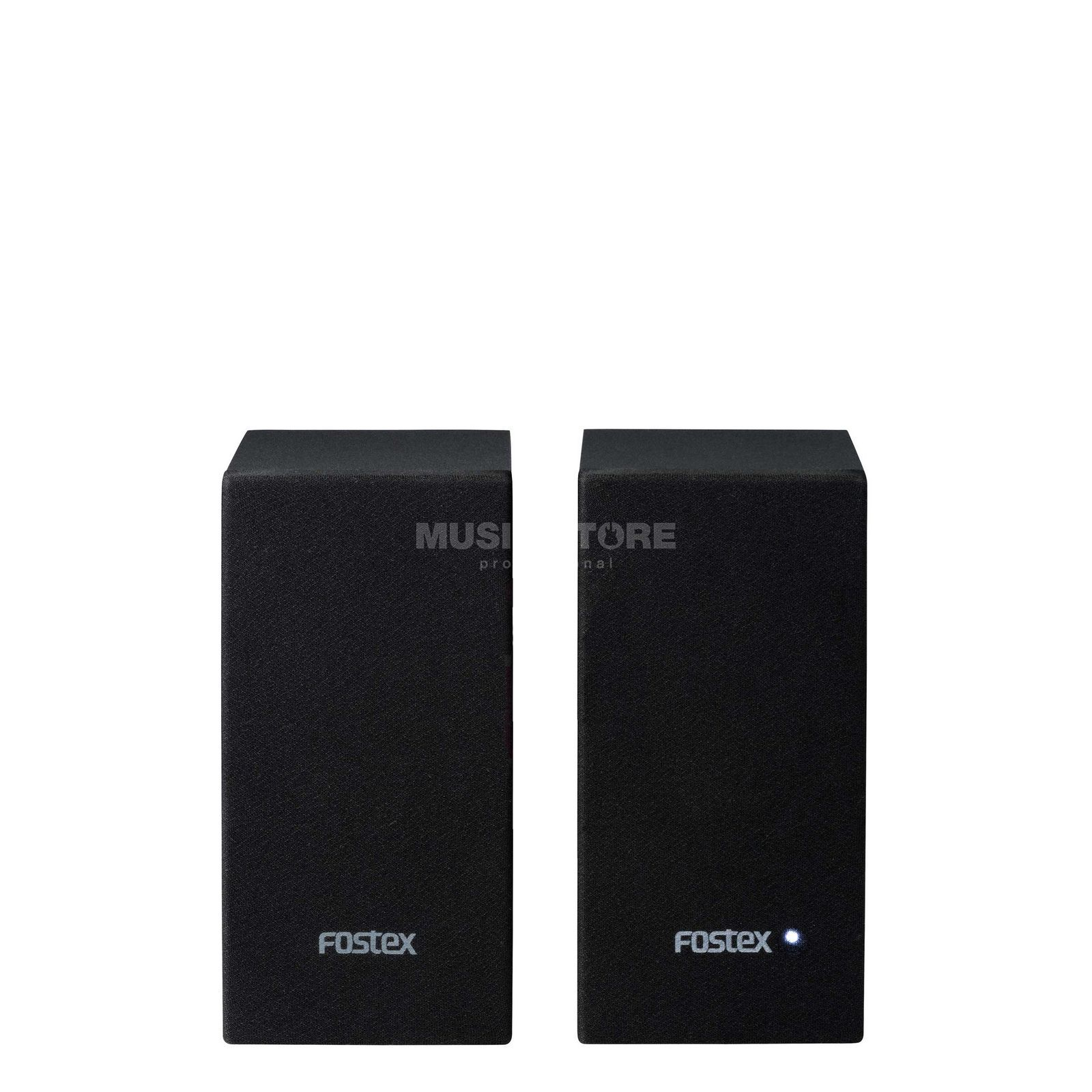 Fostex PM0.1 black aktives Desktop Monitor pair Produktbillede