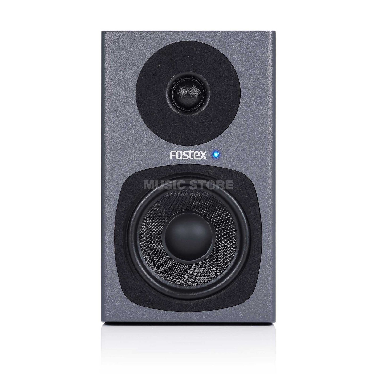 Fostex PM0.4d grey Compact 2-way Studio Monitors Produktbillede
