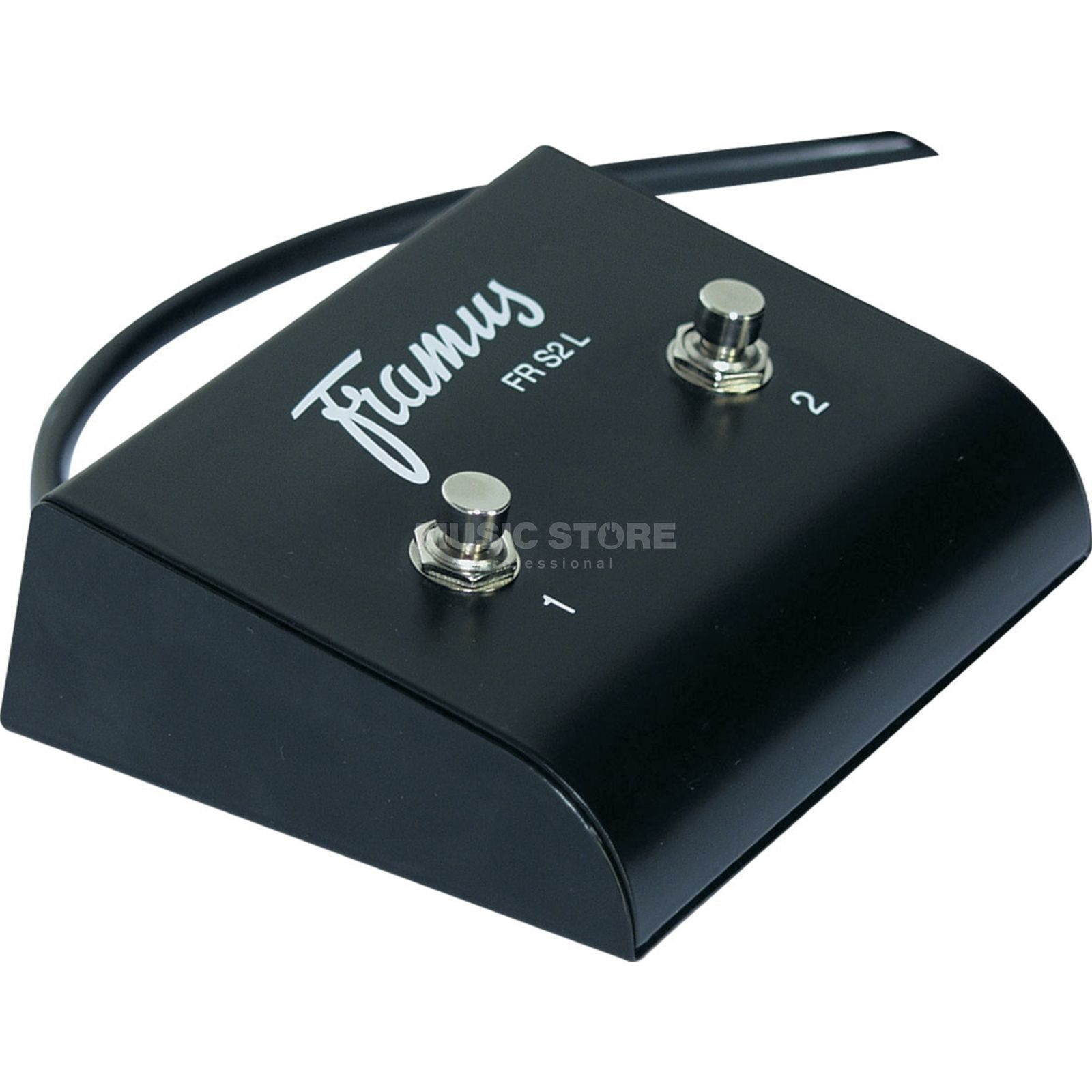 Framus FRS 2 L   for  Ruby Riot 2-button Footswitch Produktbillede