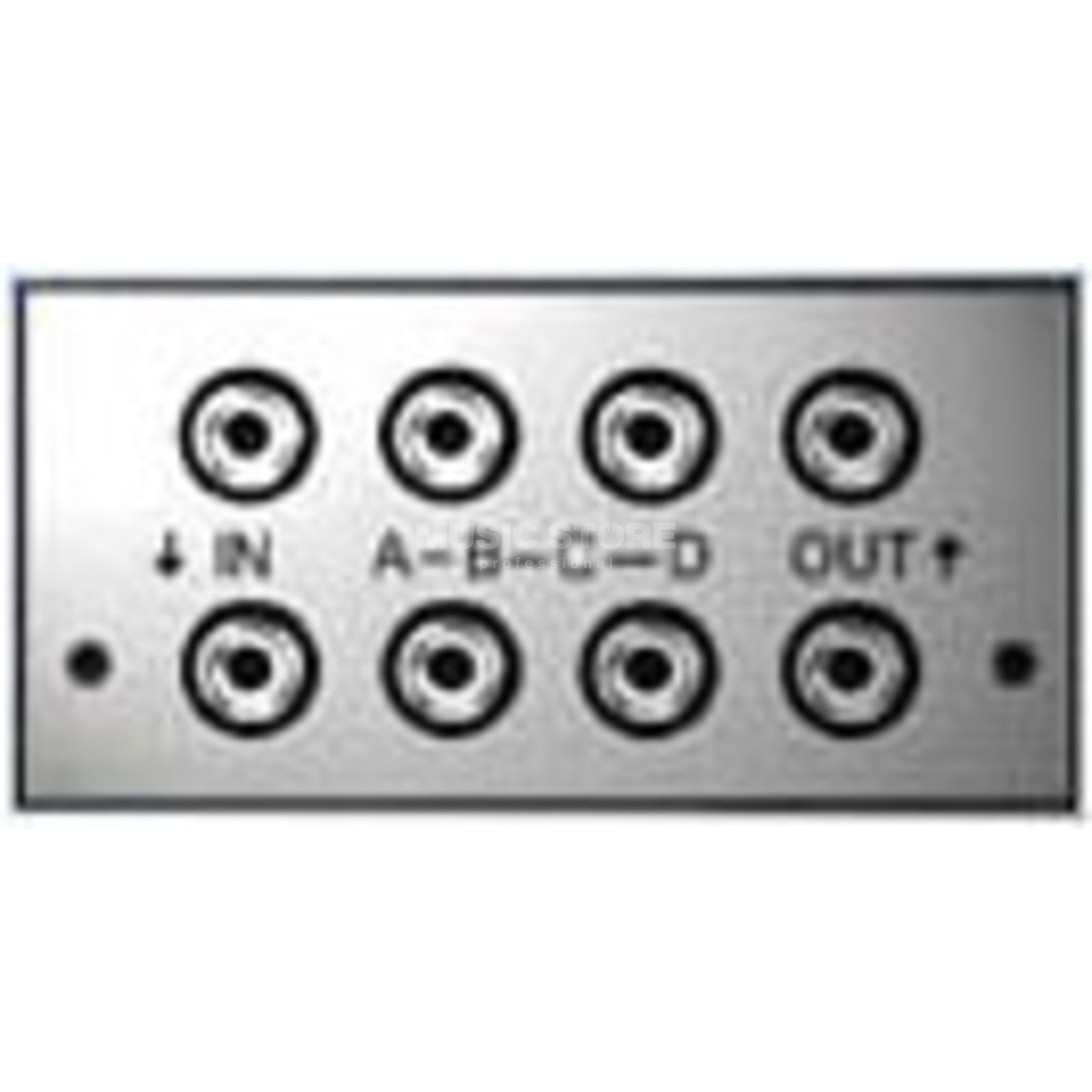 Friend-Chip MCO4 4x coaxial I/O Modul for Digimax DMX 16/32 4x Coax Изображение товара