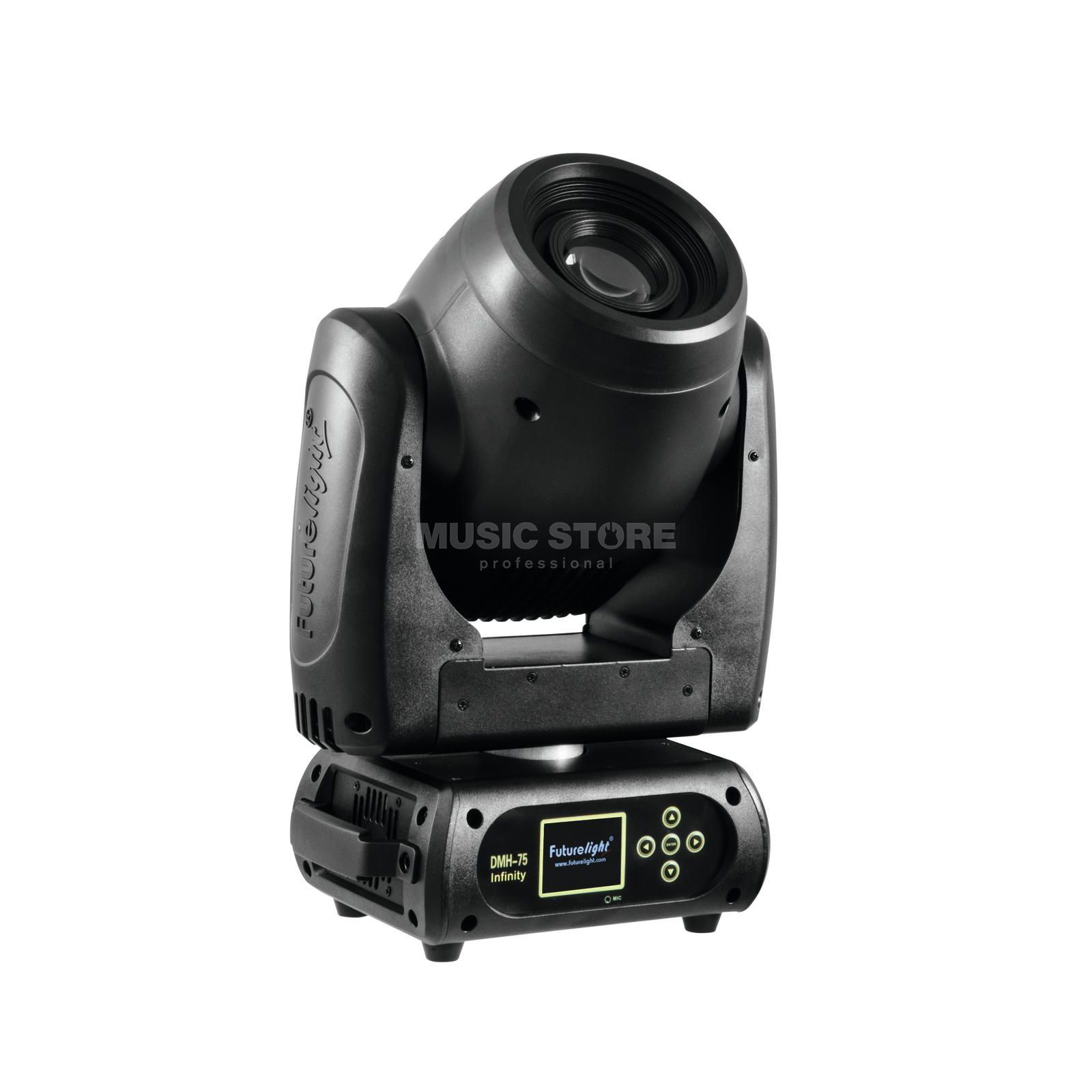 Futurelight DMH-75 Infinity 72W LED Moving-Head Produktbillede