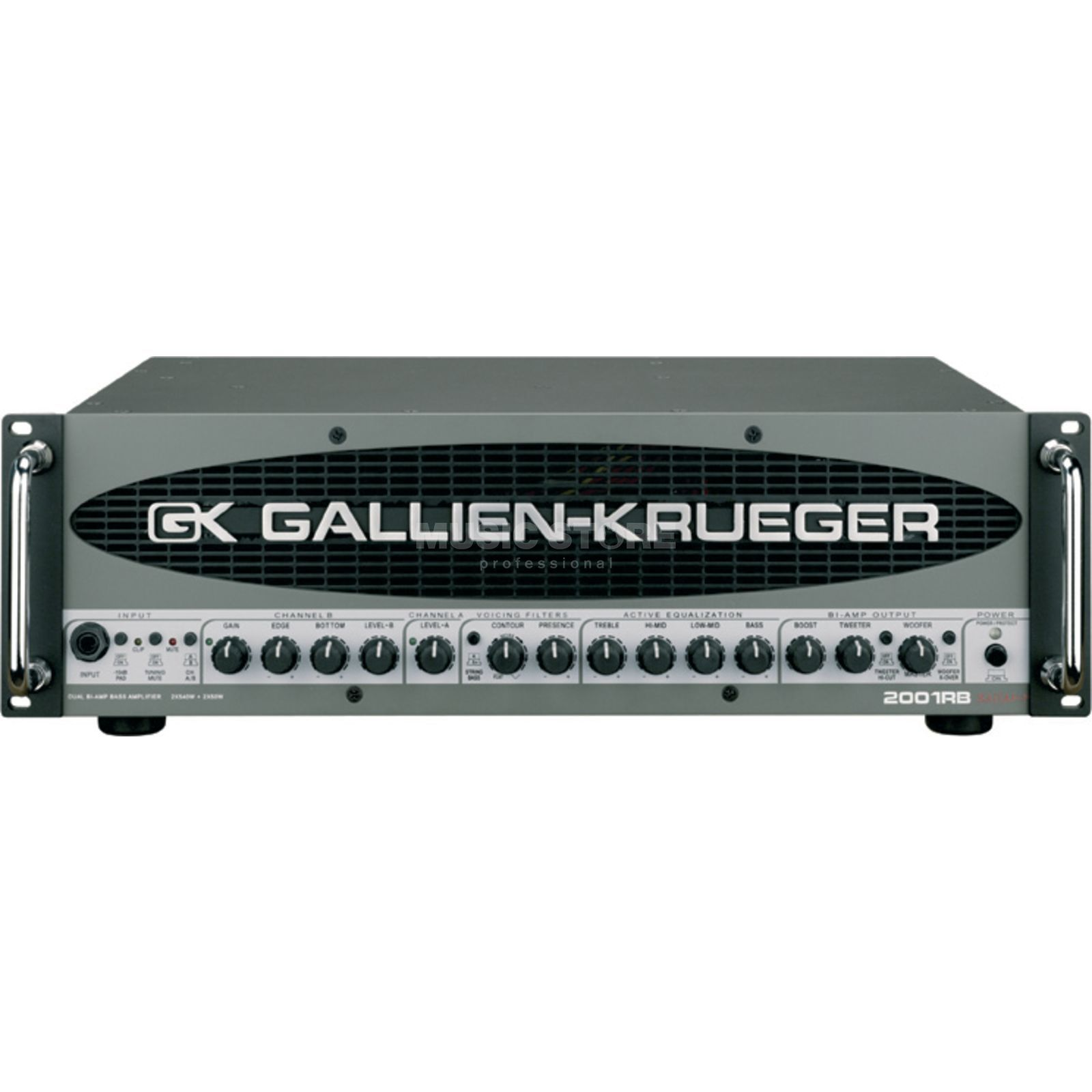 Gallien Krueger 2001 RB Top  Изображение товара
