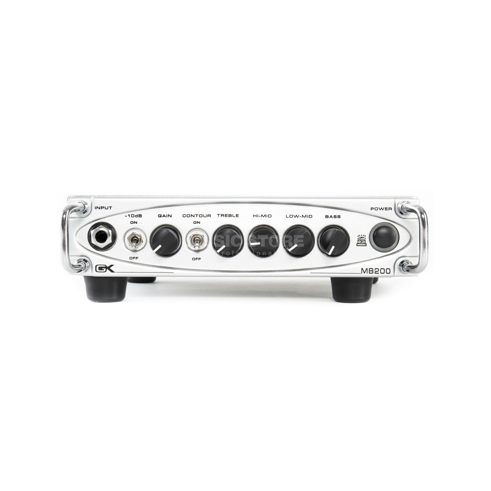 Gallien Krueger MB 200 Head 200 Watt/ 4 Ohm Productafbeelding