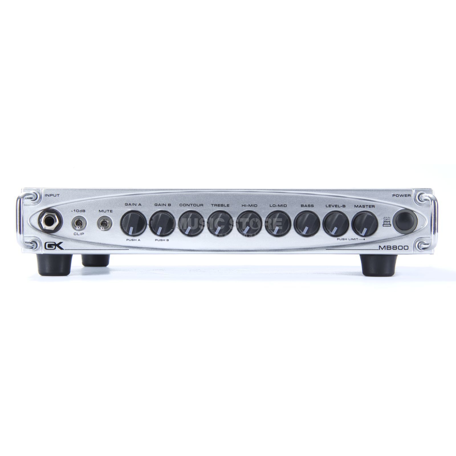 Gallien Krueger MB Series MB800 Head 800W Product Image