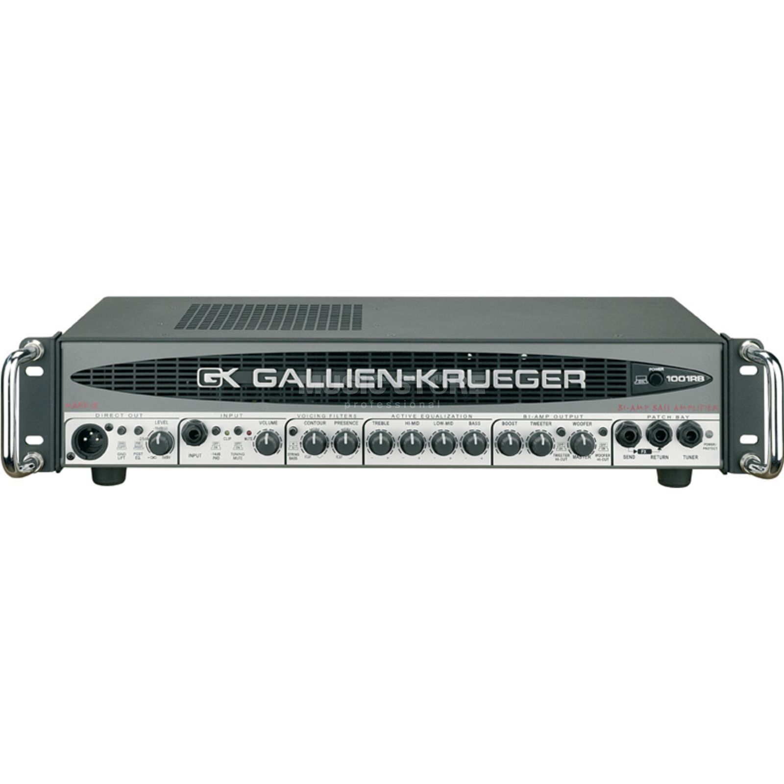 Gallien Krueger RB Series 1001RB-II Head Produktbild