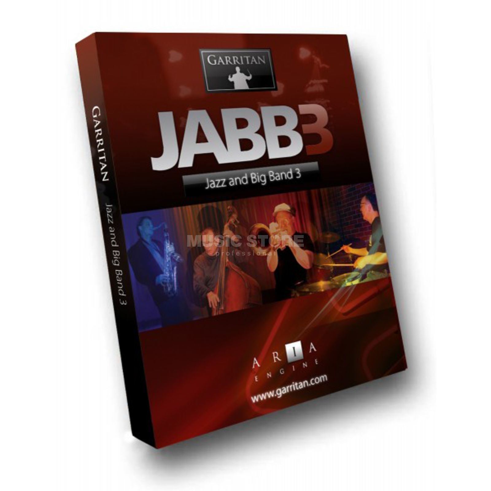 Gary Garritan Jazz & Big Band 3rd Edition Virtual Instrument Produktbild