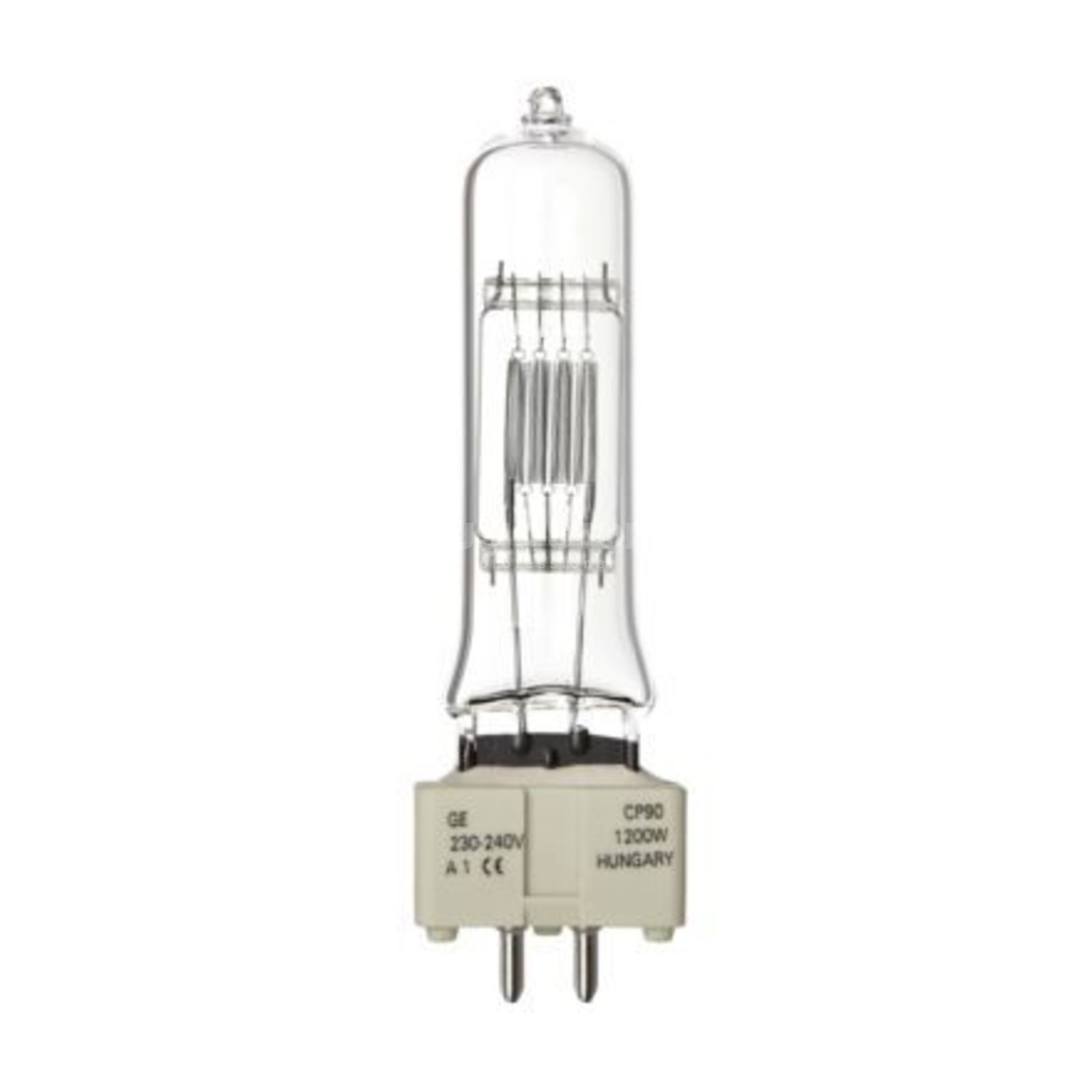 GE Lighting 88453 CP90 Lamp 1.200W 230V GX9,5 Product Image
