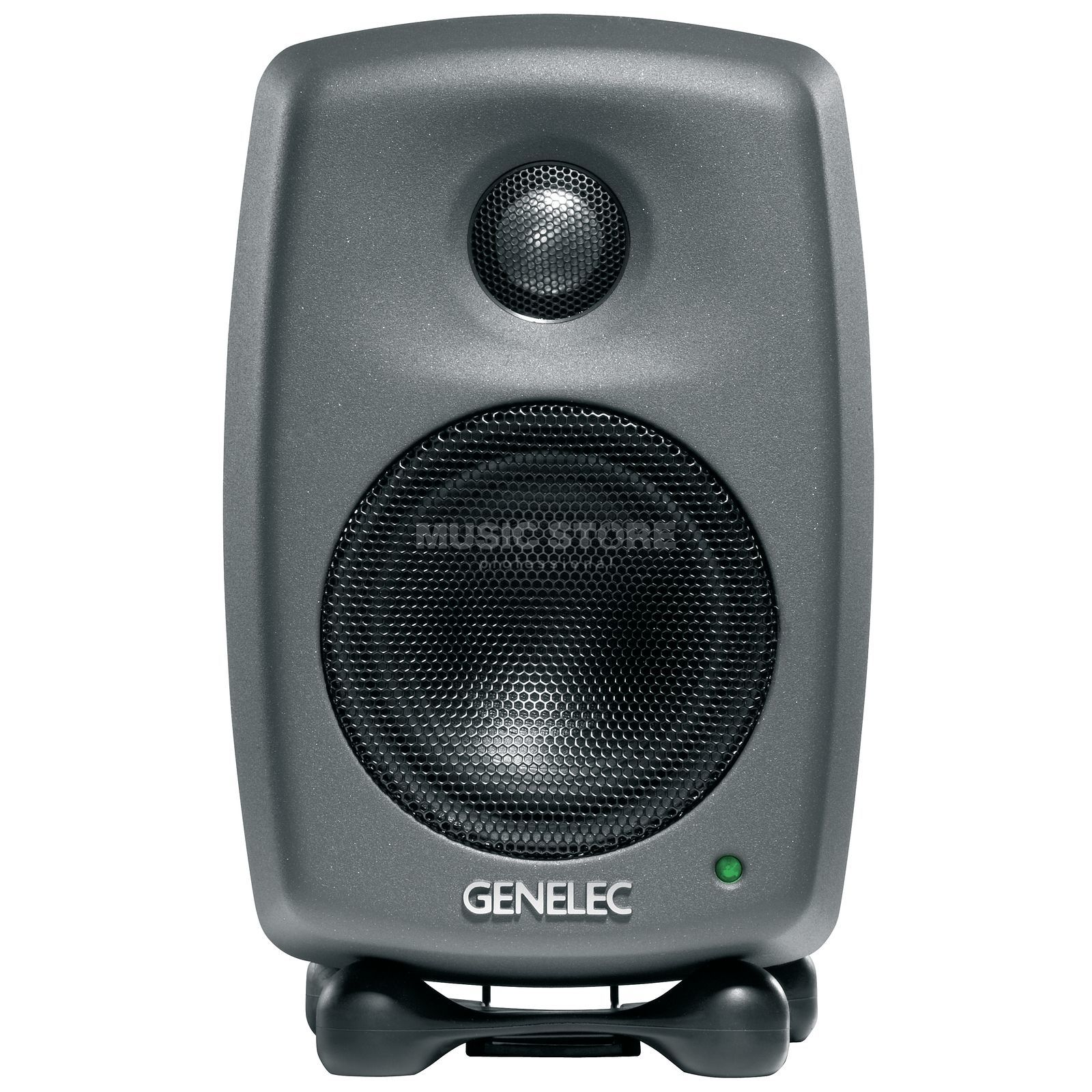 Genelec 6010A Active Studio Monitor Matt Black Productafbeelding
