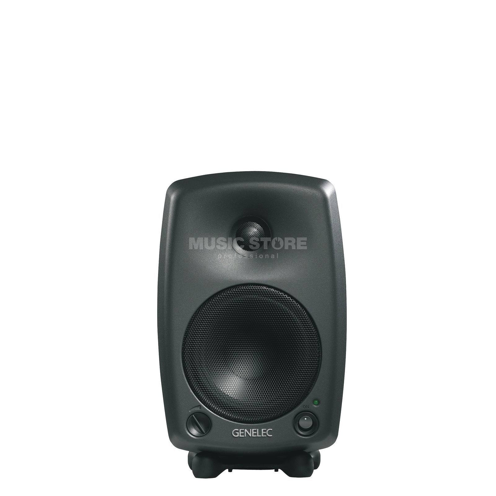 Genelec 8030BPM, SINGLE 2-Way Active Monitor Speaker, Matte Black Produktbillede