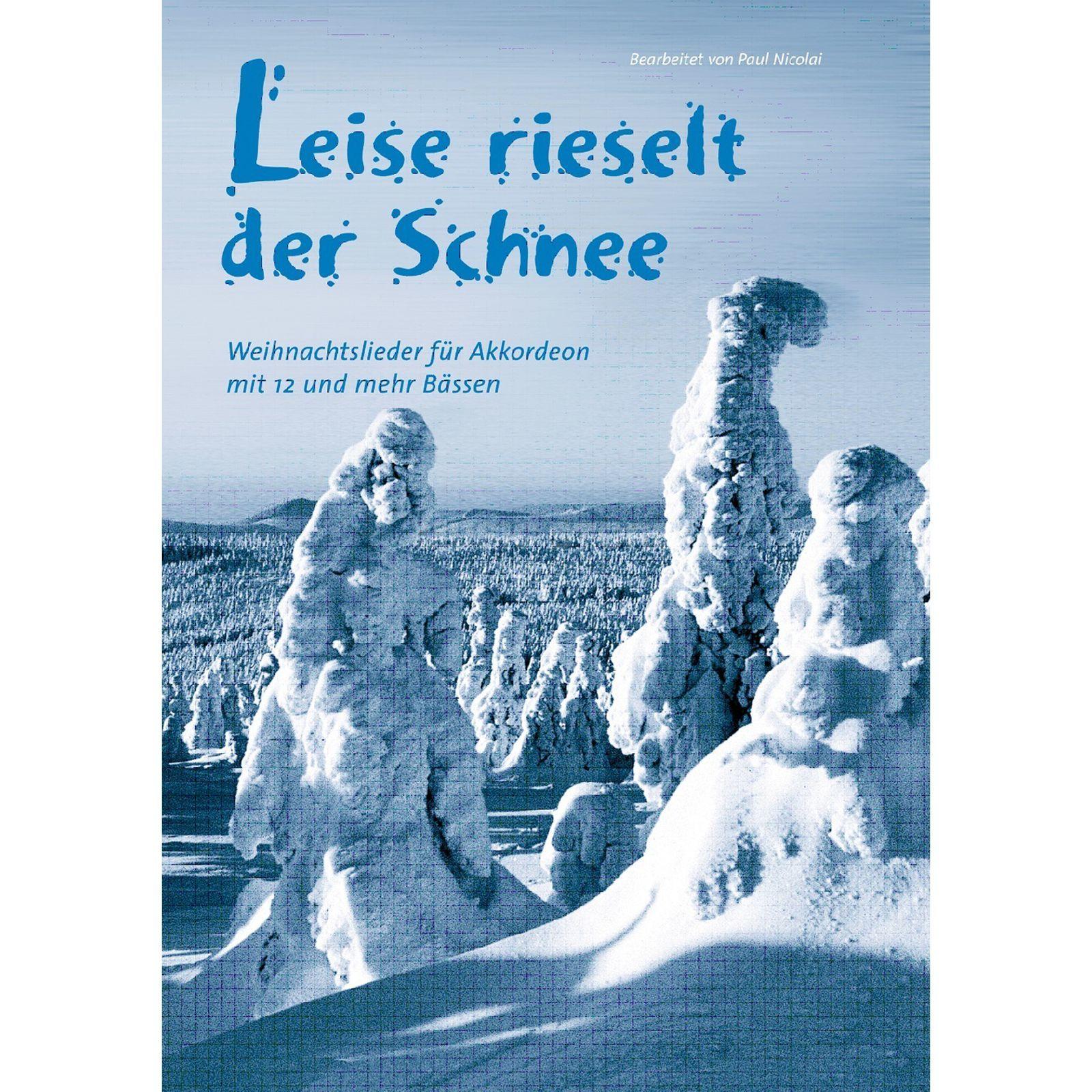 Gerig-Verlag Leise rieselt der Schnee