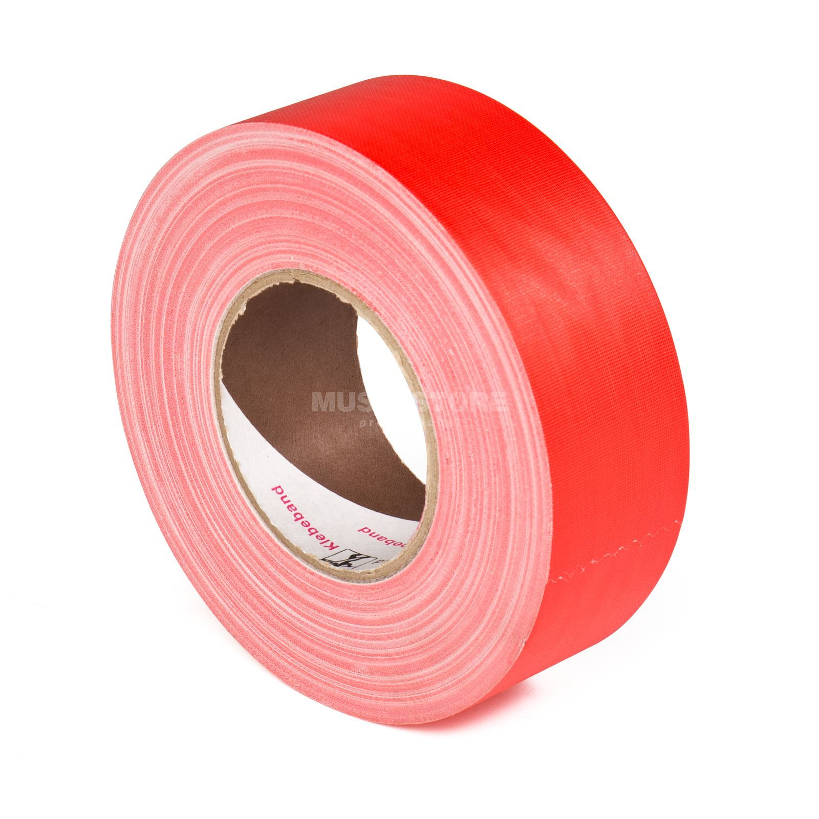 Gerlinger Adhesive Tape 258 Red 50m Product Image