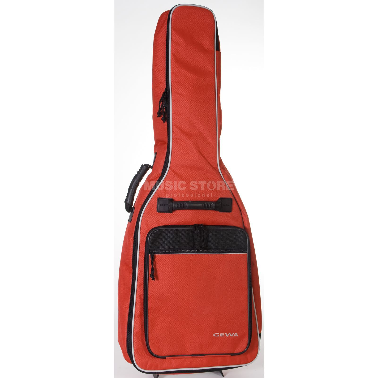 Gewa 3/4 Bag for Concert Guitar RD Red Produktbillede