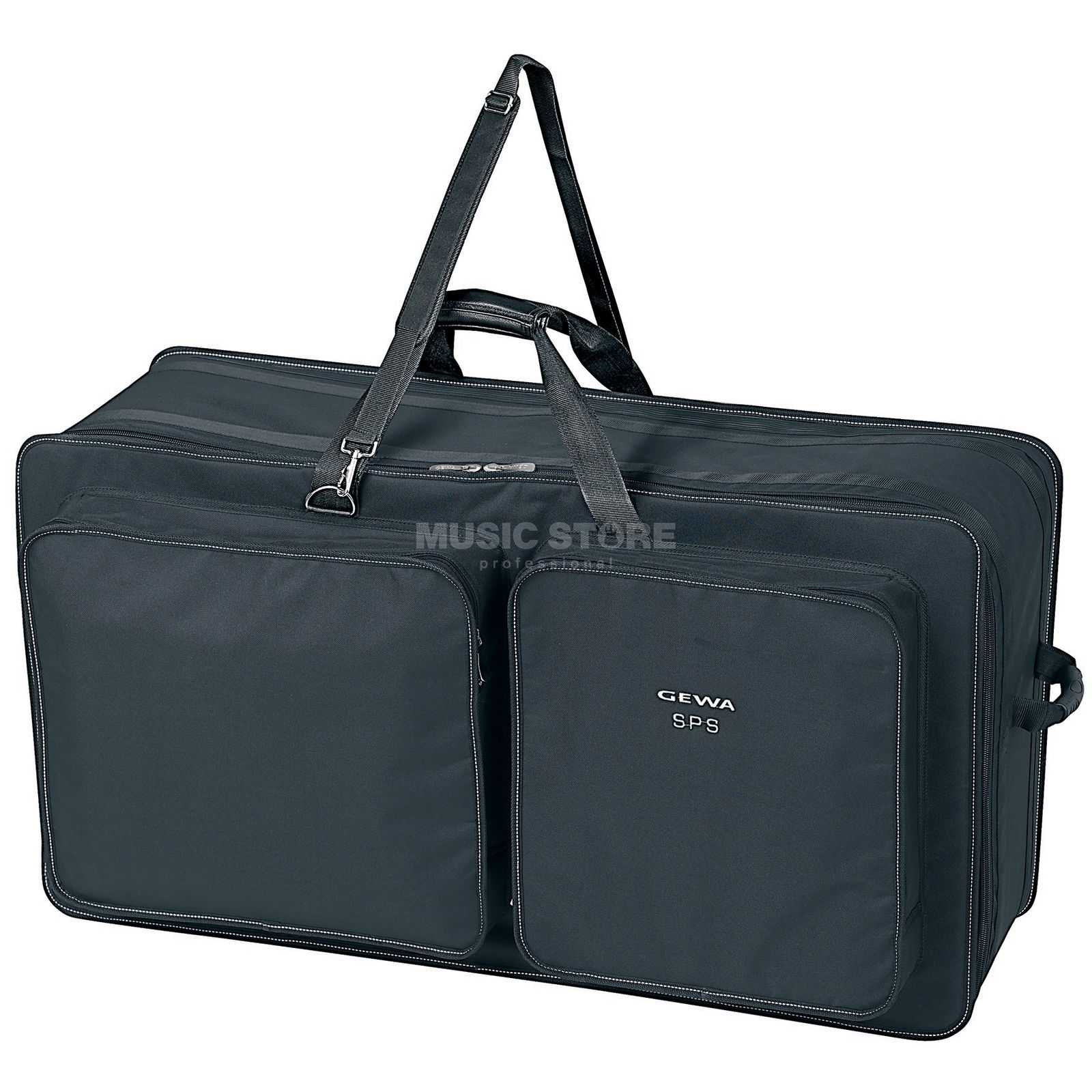 Gewa E Drum Rack Bag with Wheels Product Image