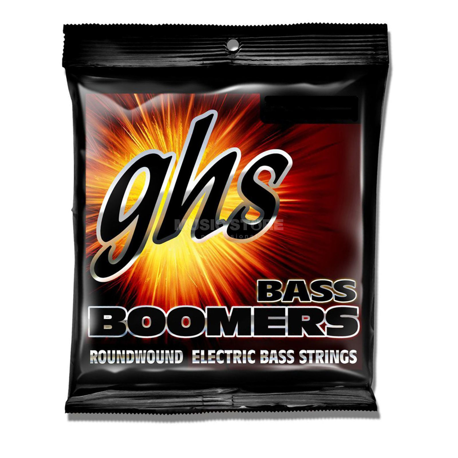 GHS 5er bas Boomers 45-126 uren LongScale45-65-80-100-126 Productafbeelding