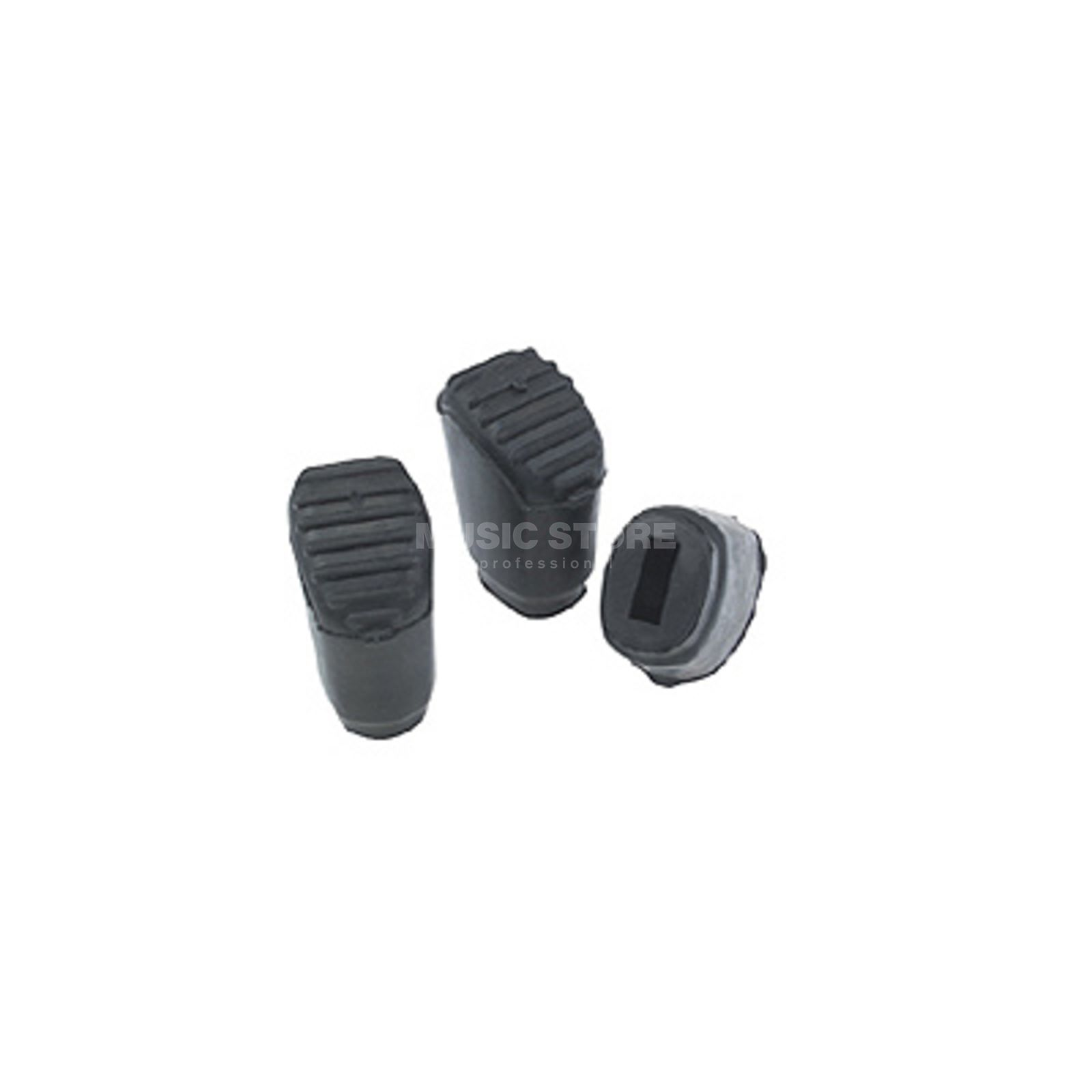 Gibraltar SC-PC07 Rubber feet, large, for cymbal stand, 3 pcs Product Image