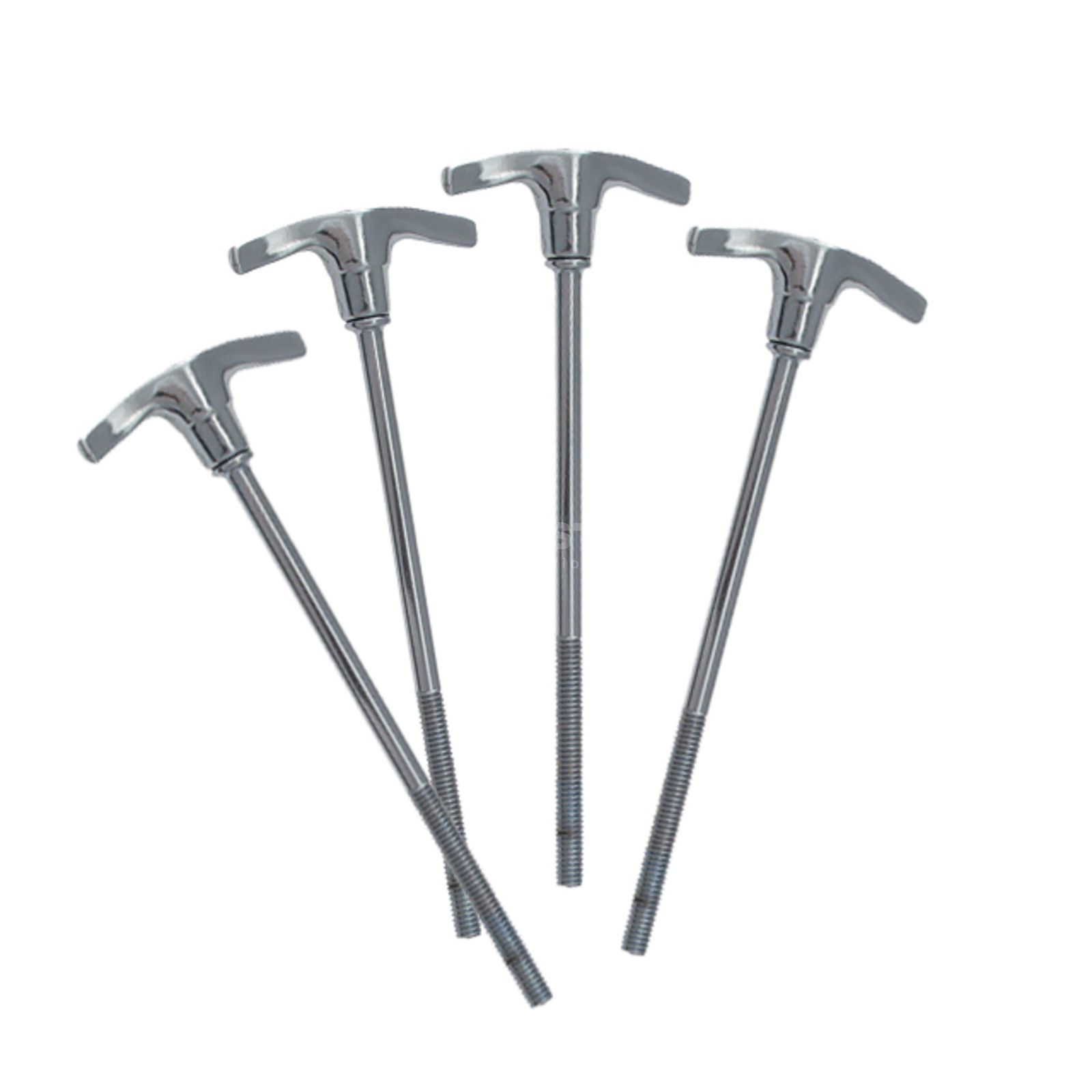 Gibraltar Wing Screws SC-BDTR/L, 4 pcs Product Image