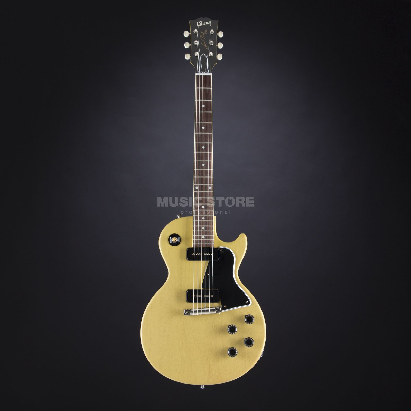Gibson 1960 Les Paul Special SC TV TV Yellow Gloss #05141 Produktbild