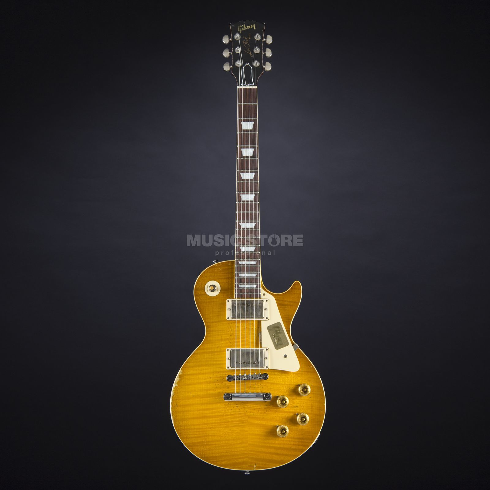 Gibson Ace Frehley 1959 Les Paul Standard Aged/Signed, #Ace Frehley 34 Produktbild
