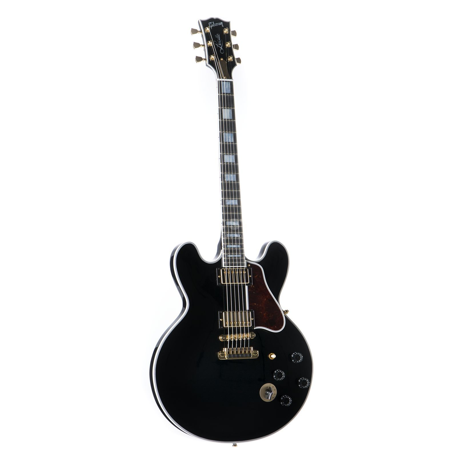 Gibson B.B. King Lucille Ebony #10336745 Product Image