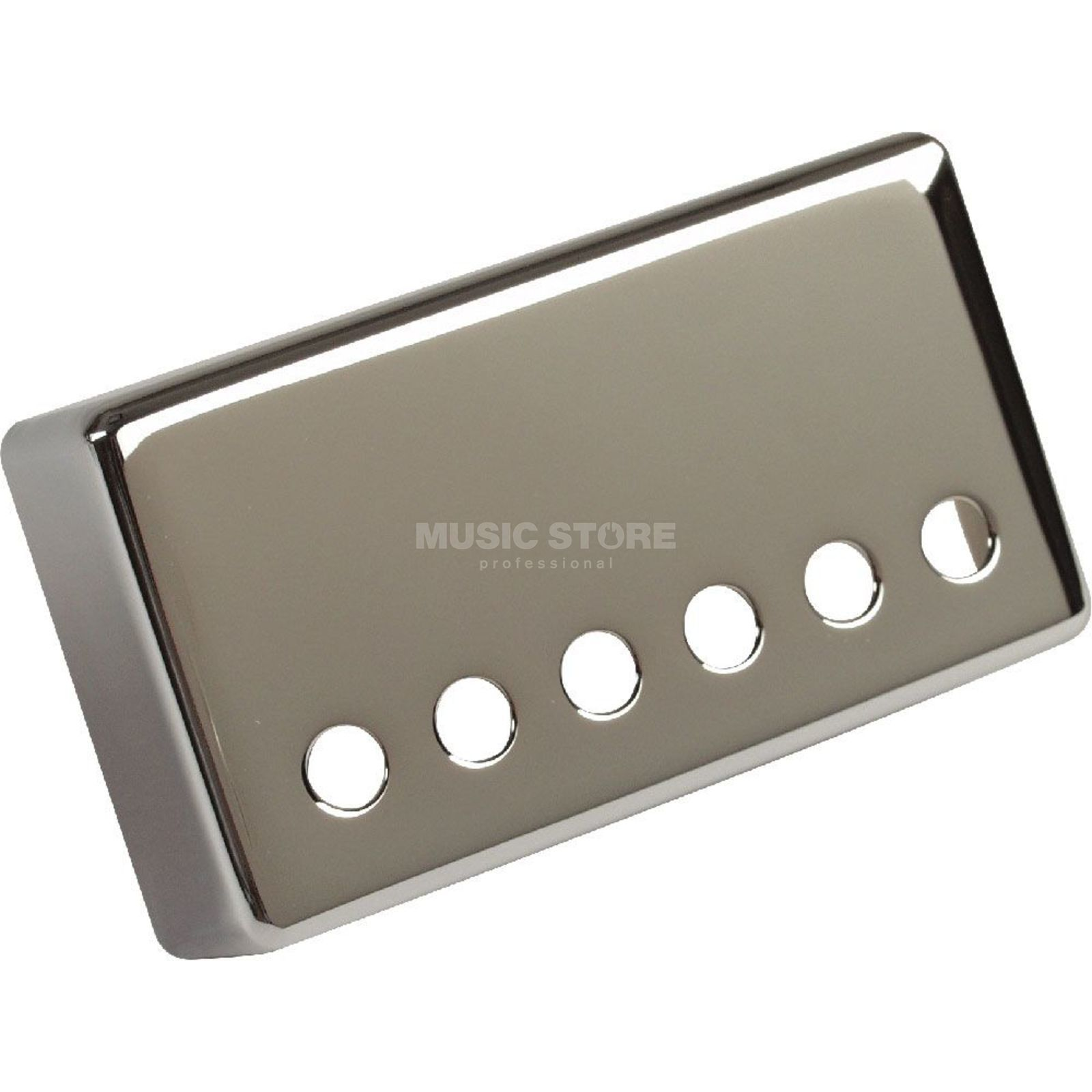 Gibson Bridge Pos. Humbucker Cover Nickel Produktbillede
