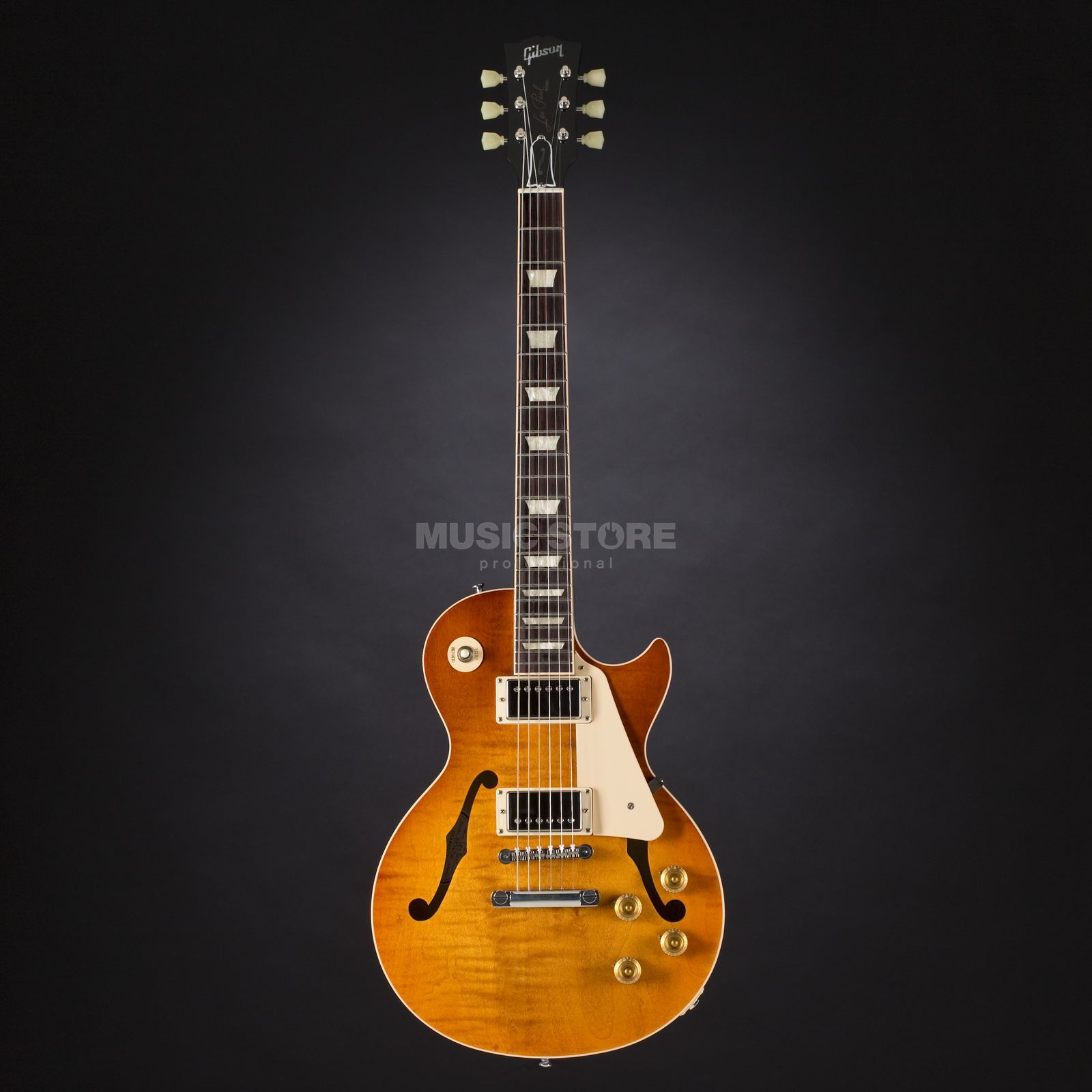 Gibson ES-Les Paul Faded Lightburst #10156736 Produktbild